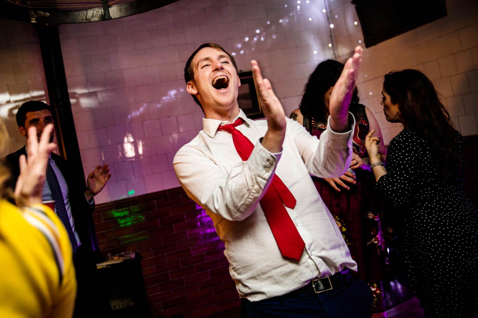 Fun Wedding Photographer Plas Dinam