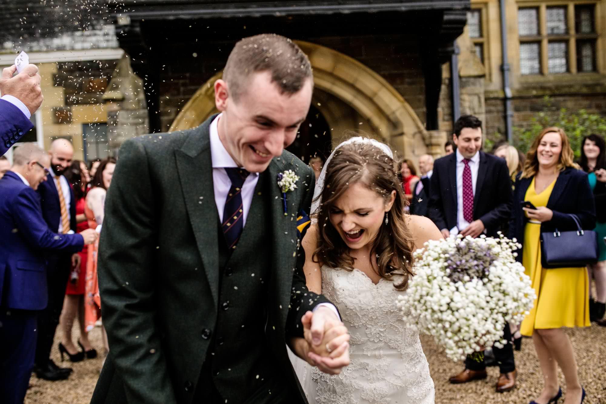 Fun Wedding Photos Plas Dinam