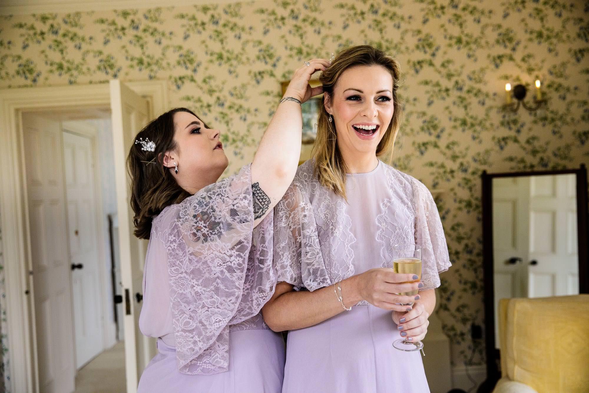 Plas Dinam Documentary Wedding Photos