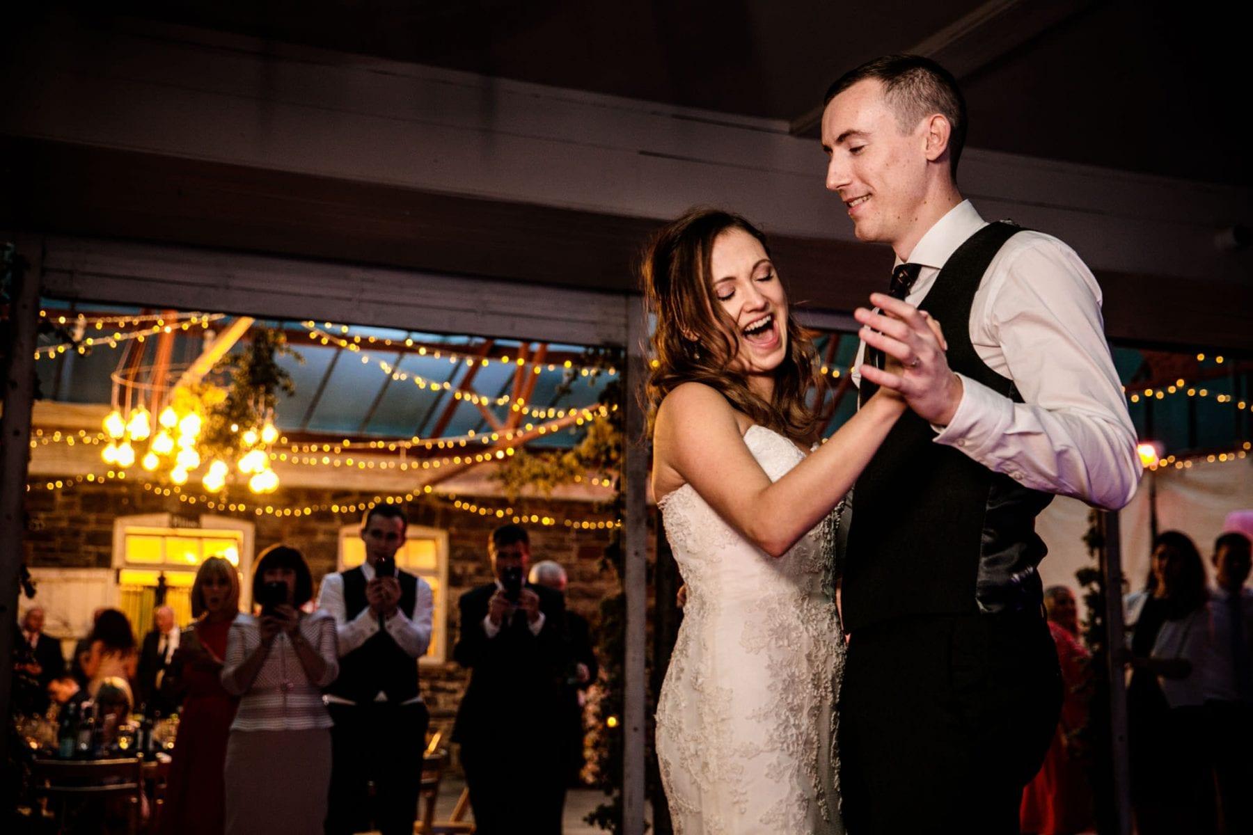 Plas Dinam Fun Wedding Photography