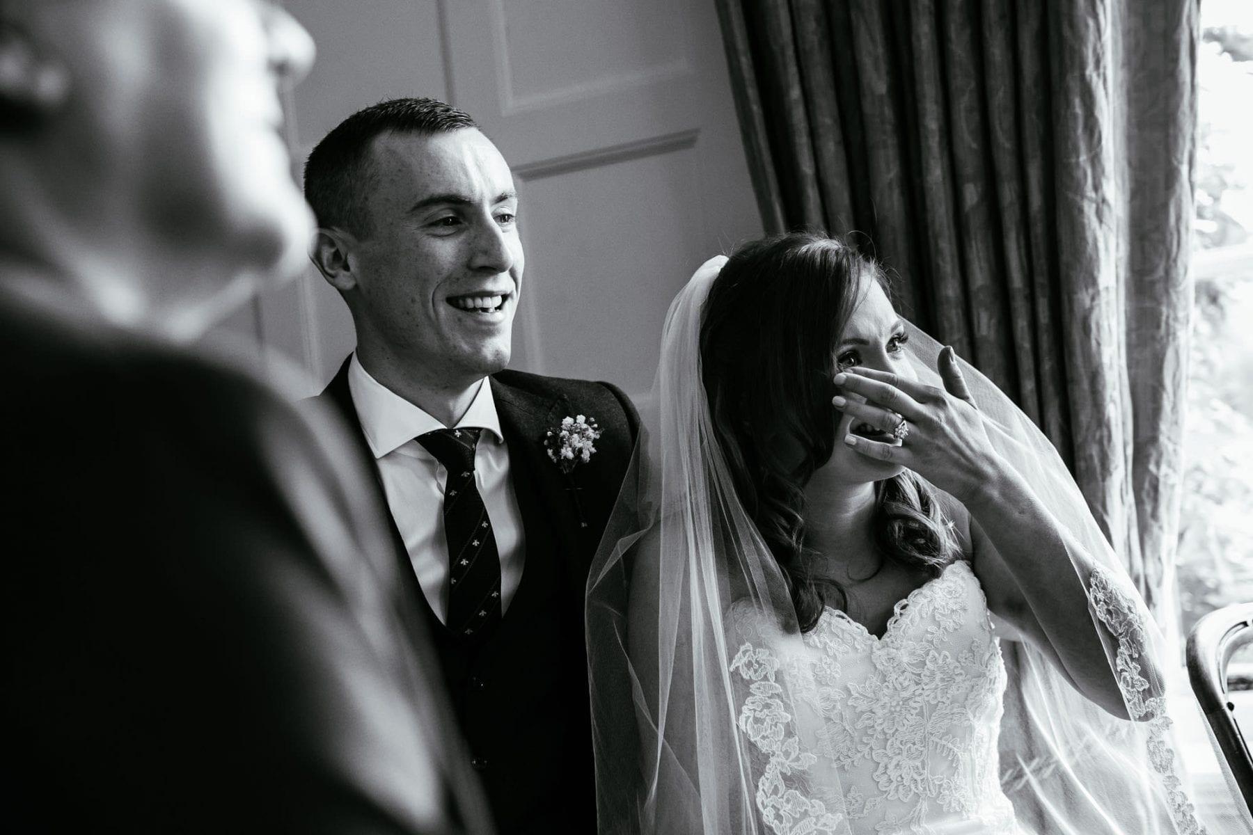 Plas Dinam Wedding Ceremony Photographs