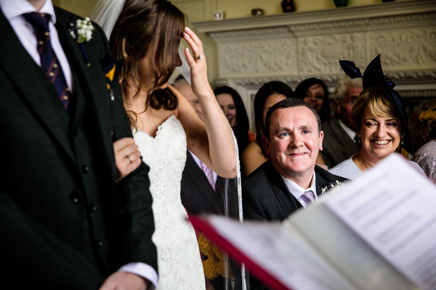 Plas Dinam Wedding Ceremony Photos