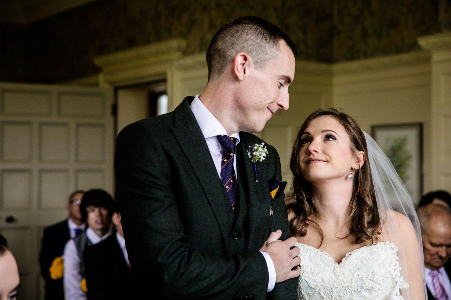 Plas Dinam Wedding Ceremony