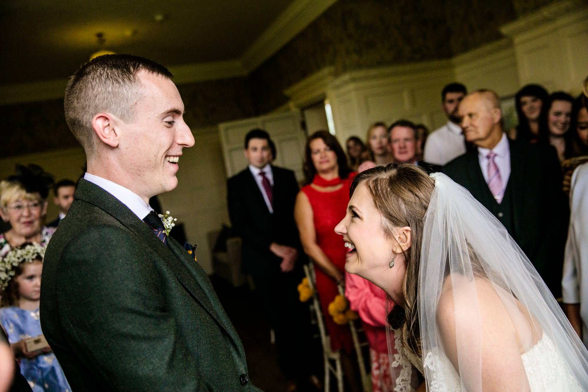 Wedding Ceremony Photography Plas Dinam