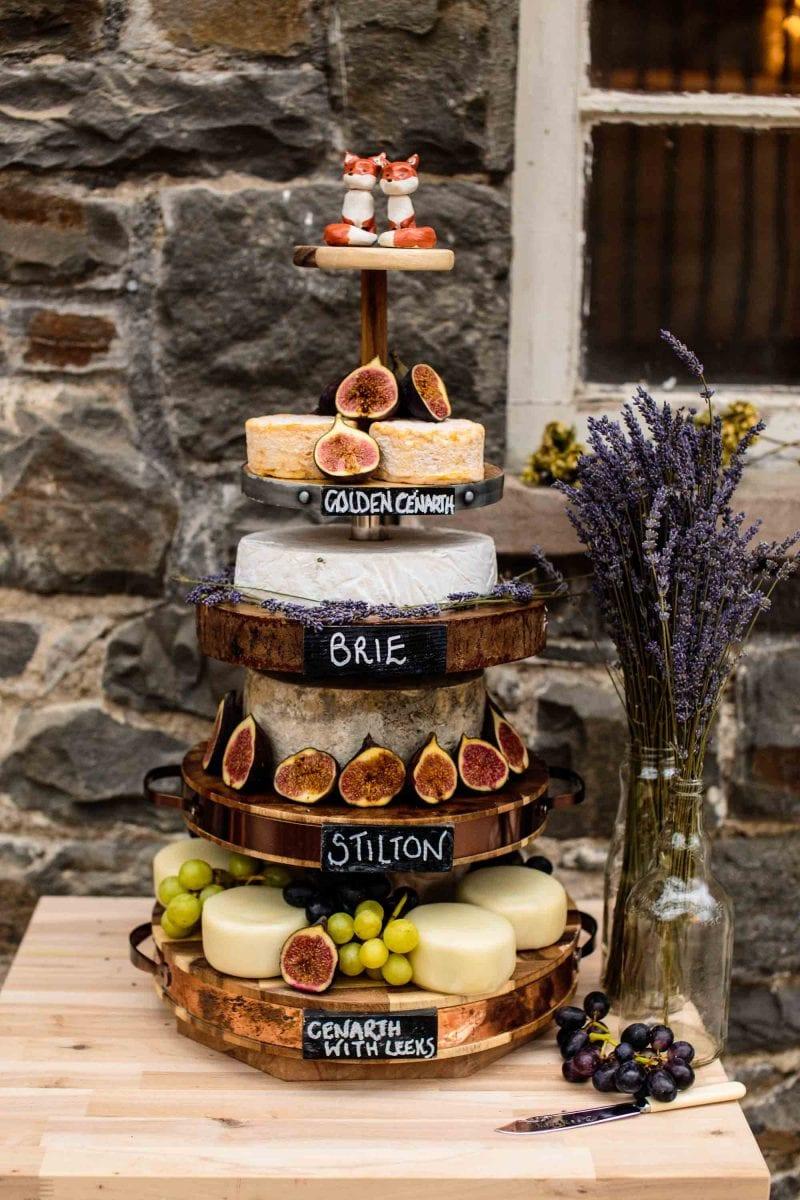 Wedding Reception Plas Dinam