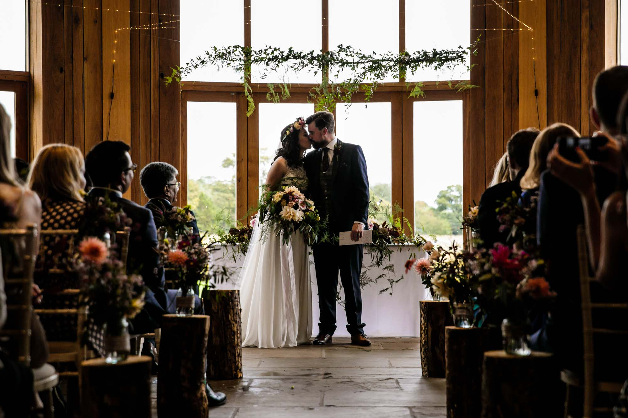 The Out Barn Wedding Ceremonies