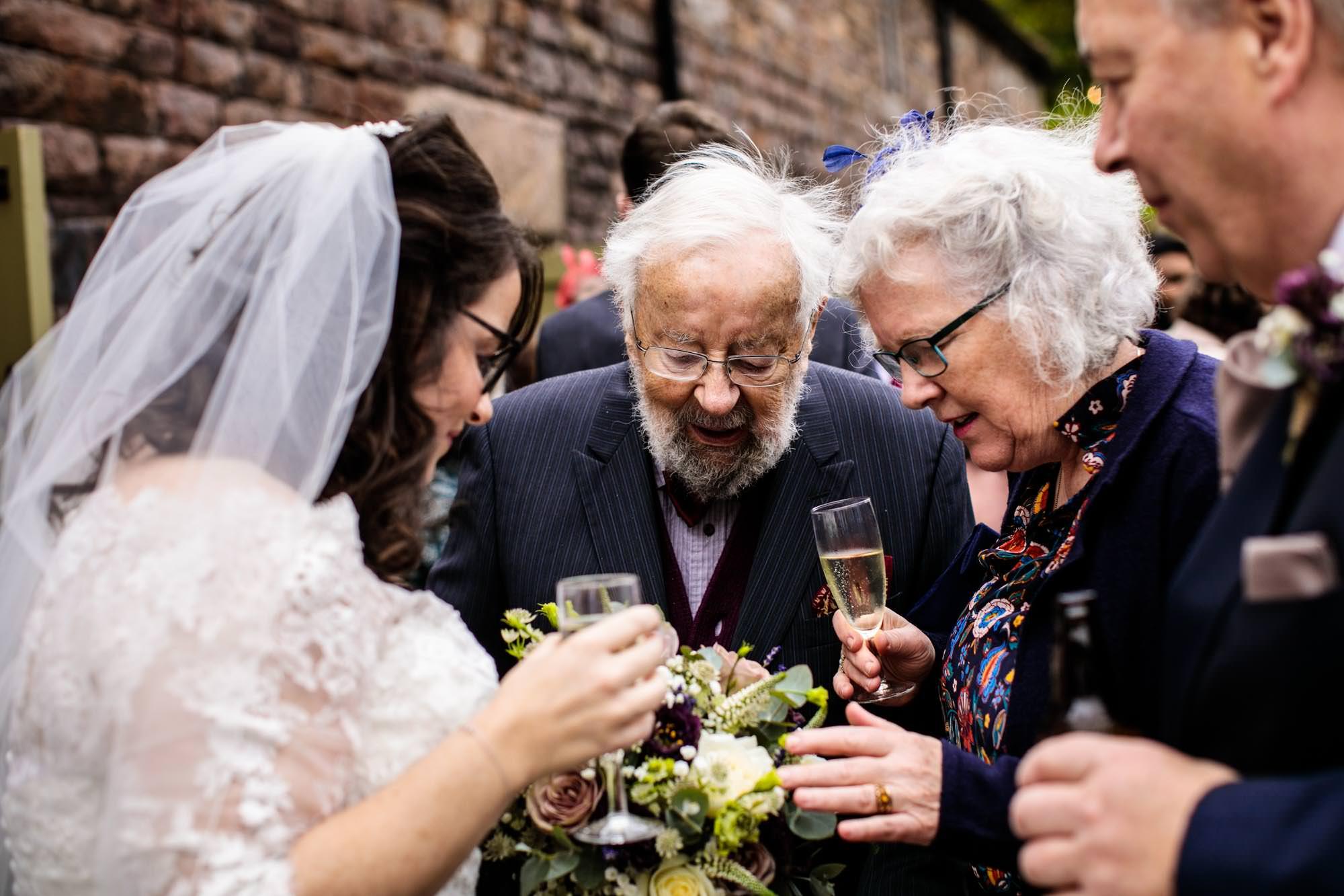 Ashes Barns Documentary Wedding Photographer