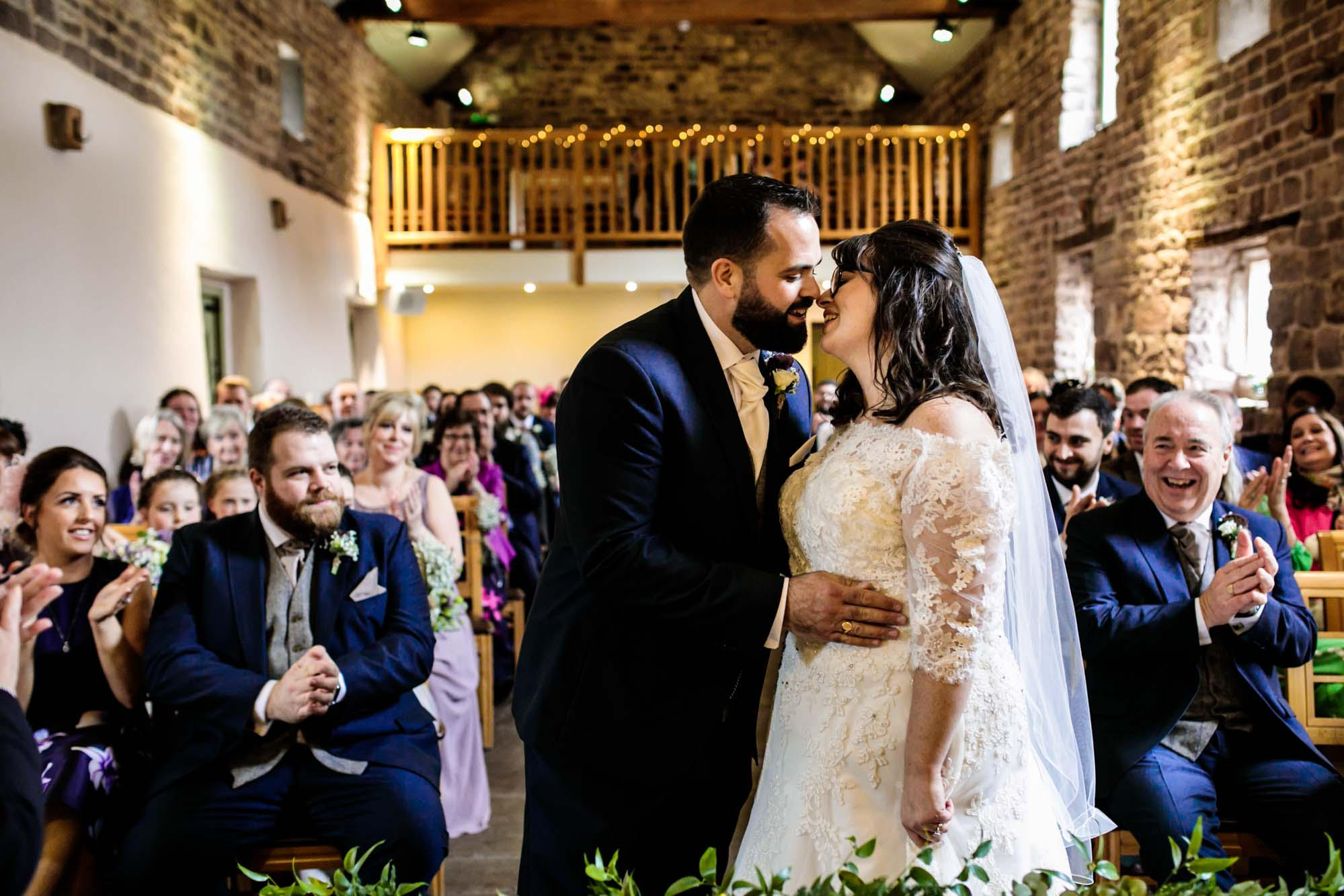 Ashes Barns Wedding Ceremonies