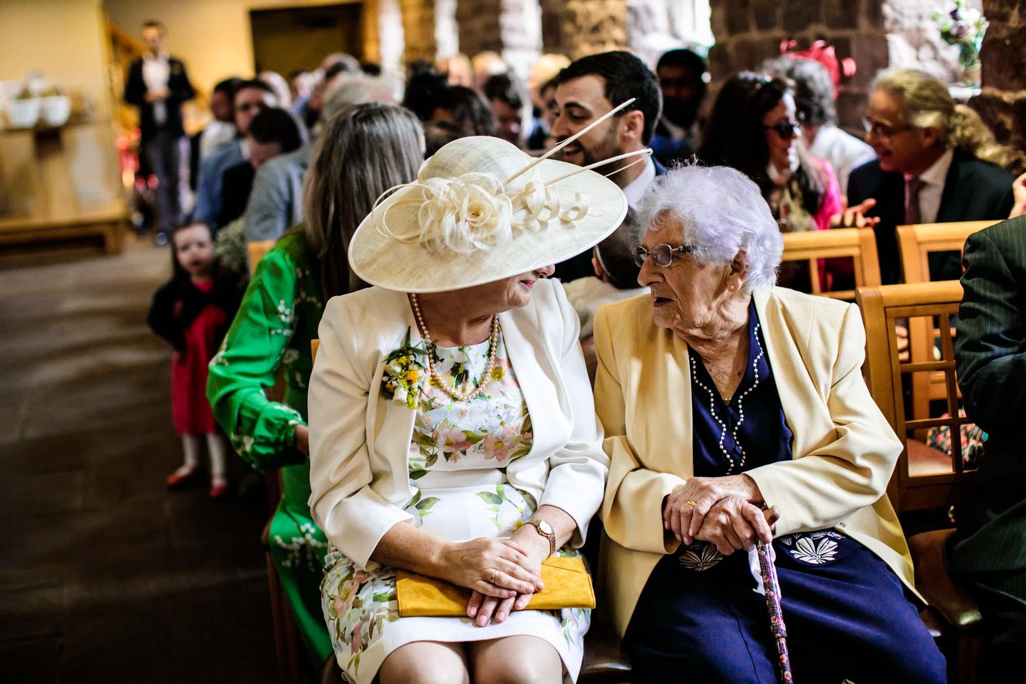Natural Wedding Photographs Ashes Barns