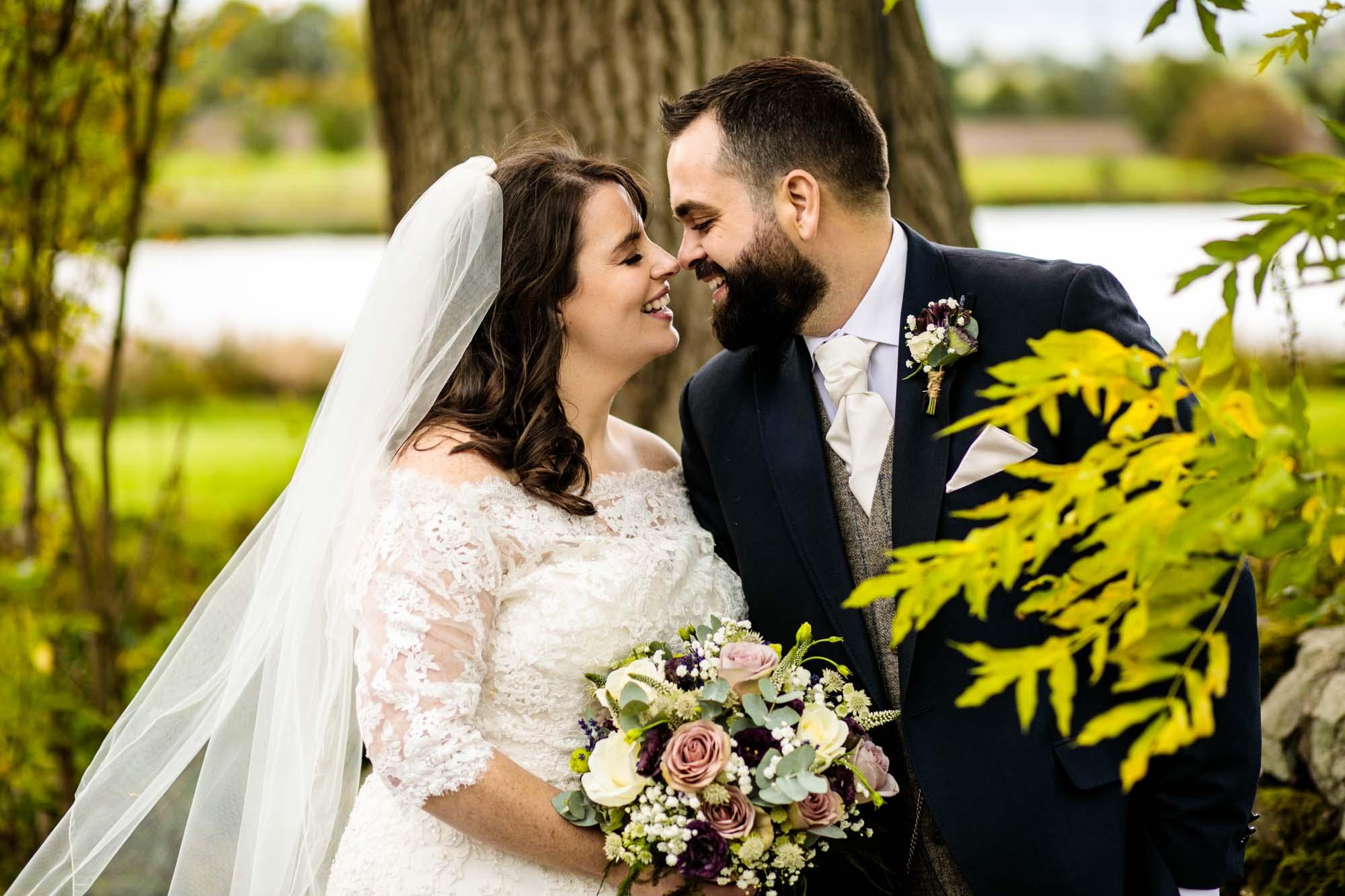 The Ashes Barns Wedding Photos