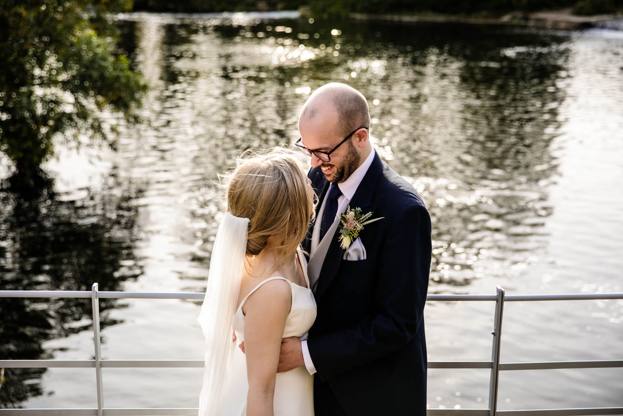 West Mill Wedding Photographer