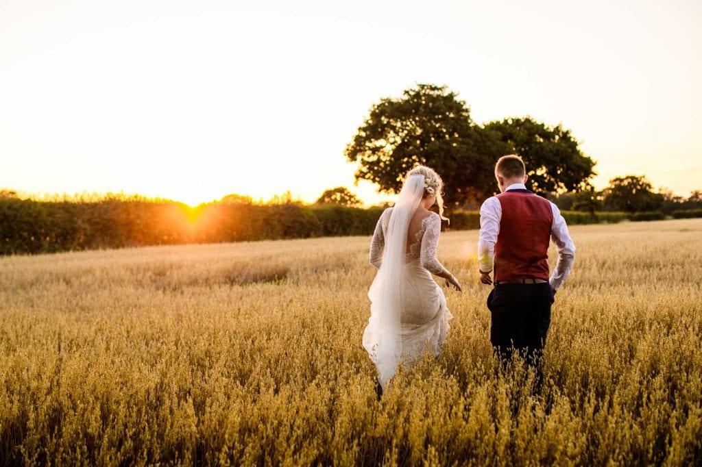 Stock Farm Wedding Barn Photographs