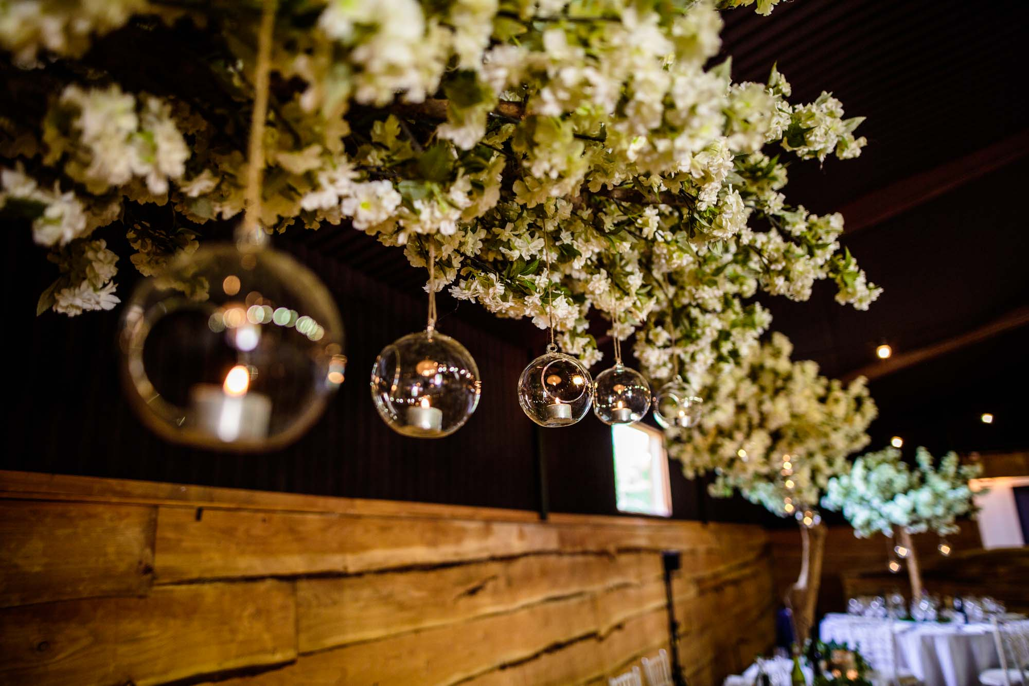 Stock Farm Wedding Barn Reception Photographer