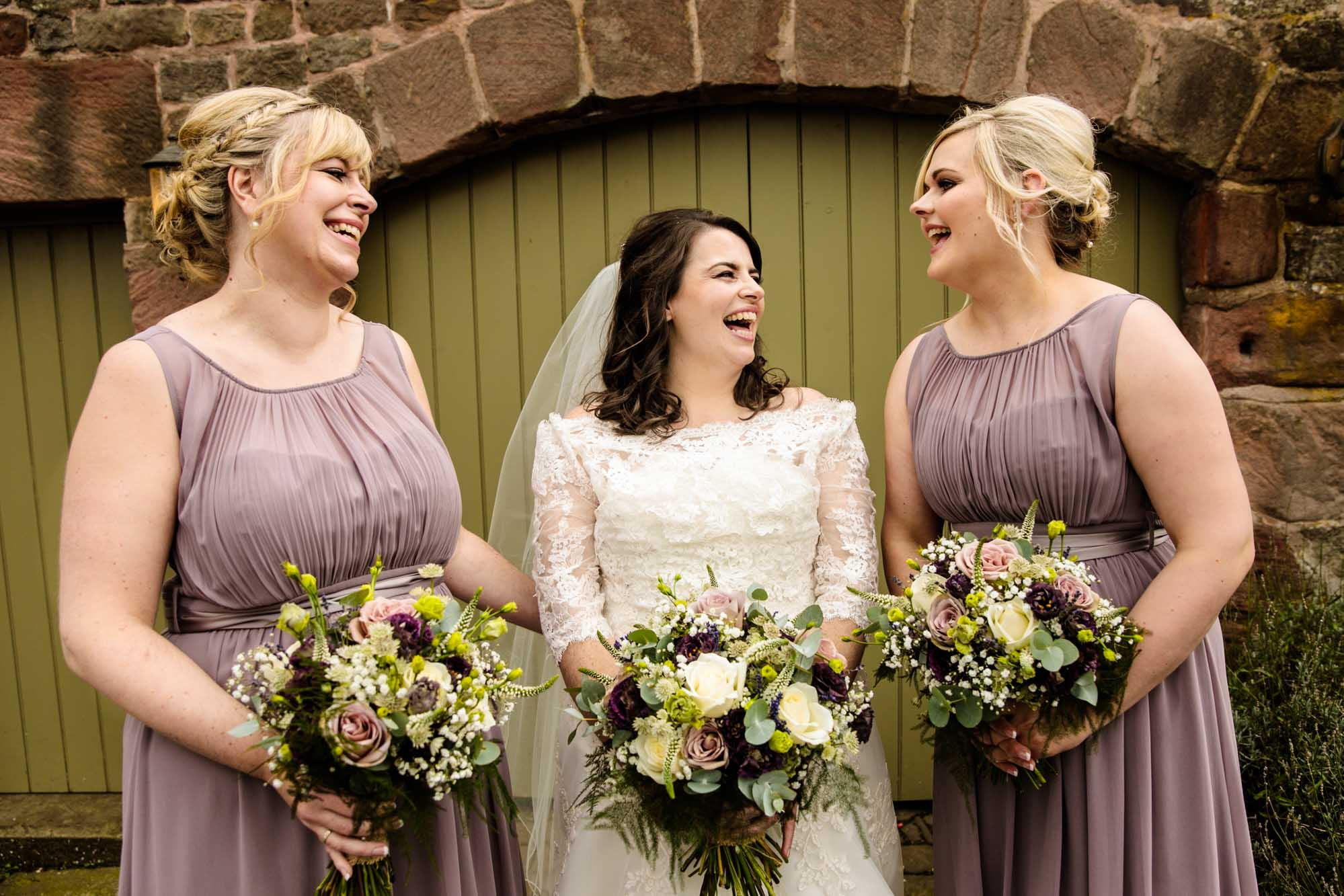 Ashes Barns Documentary Wedding Photographs