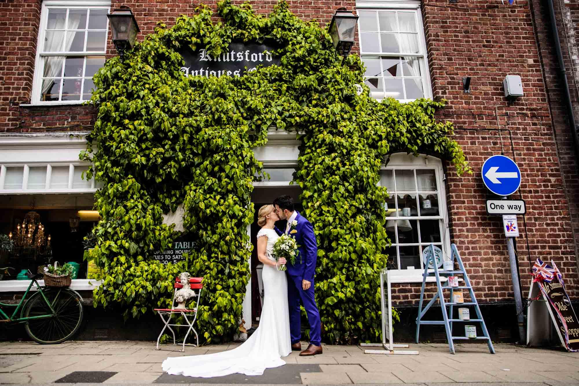 Creative Wedding Photographs Belle Epoque