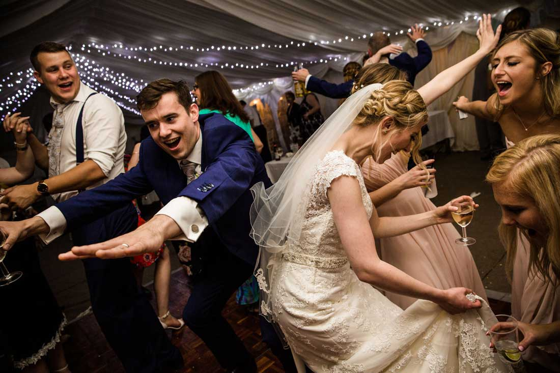 Fun-Wedding-Photos-Eyam-Hall-Peak-District