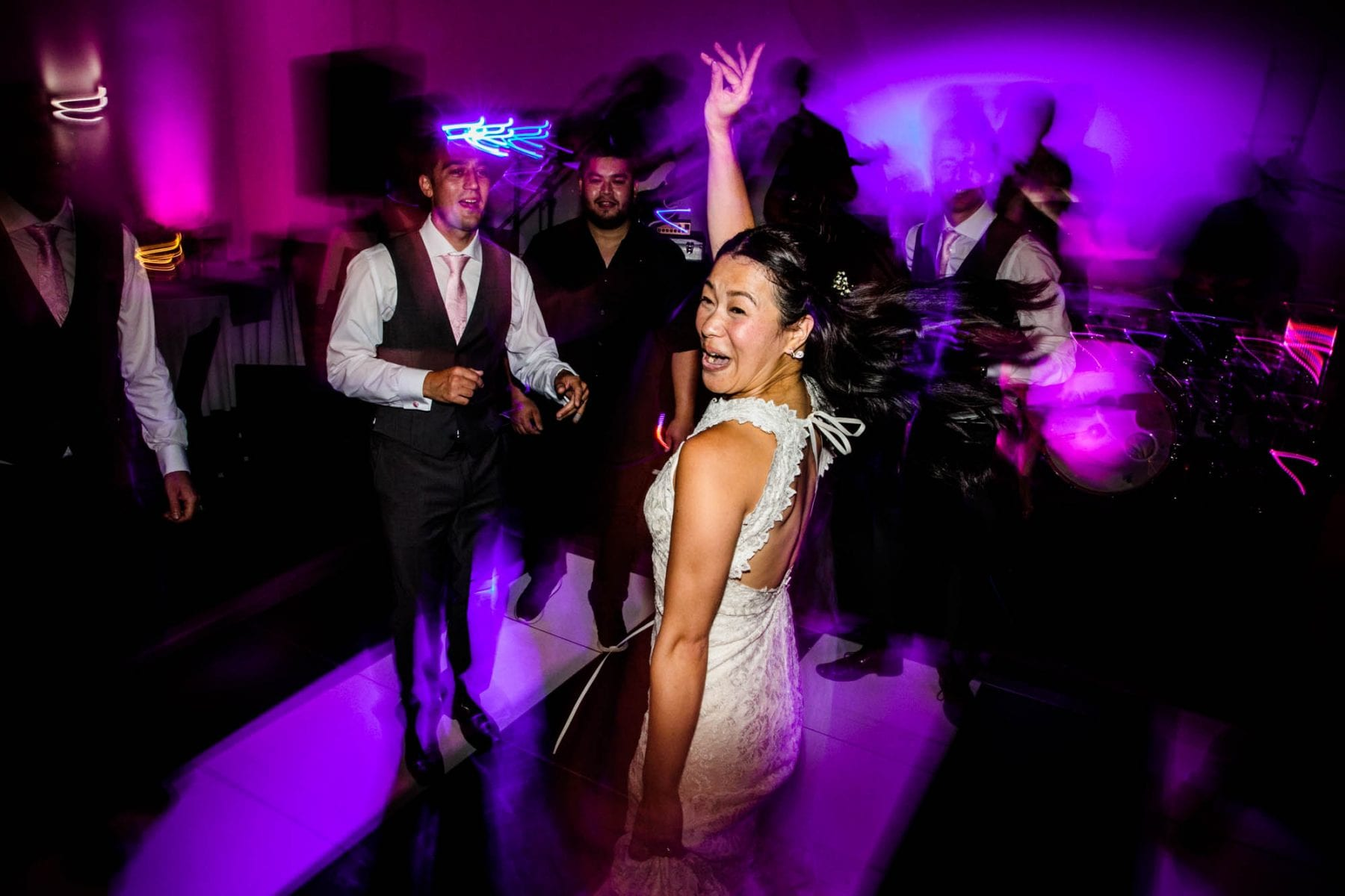 Manley Mere Fun Wedding Photographer