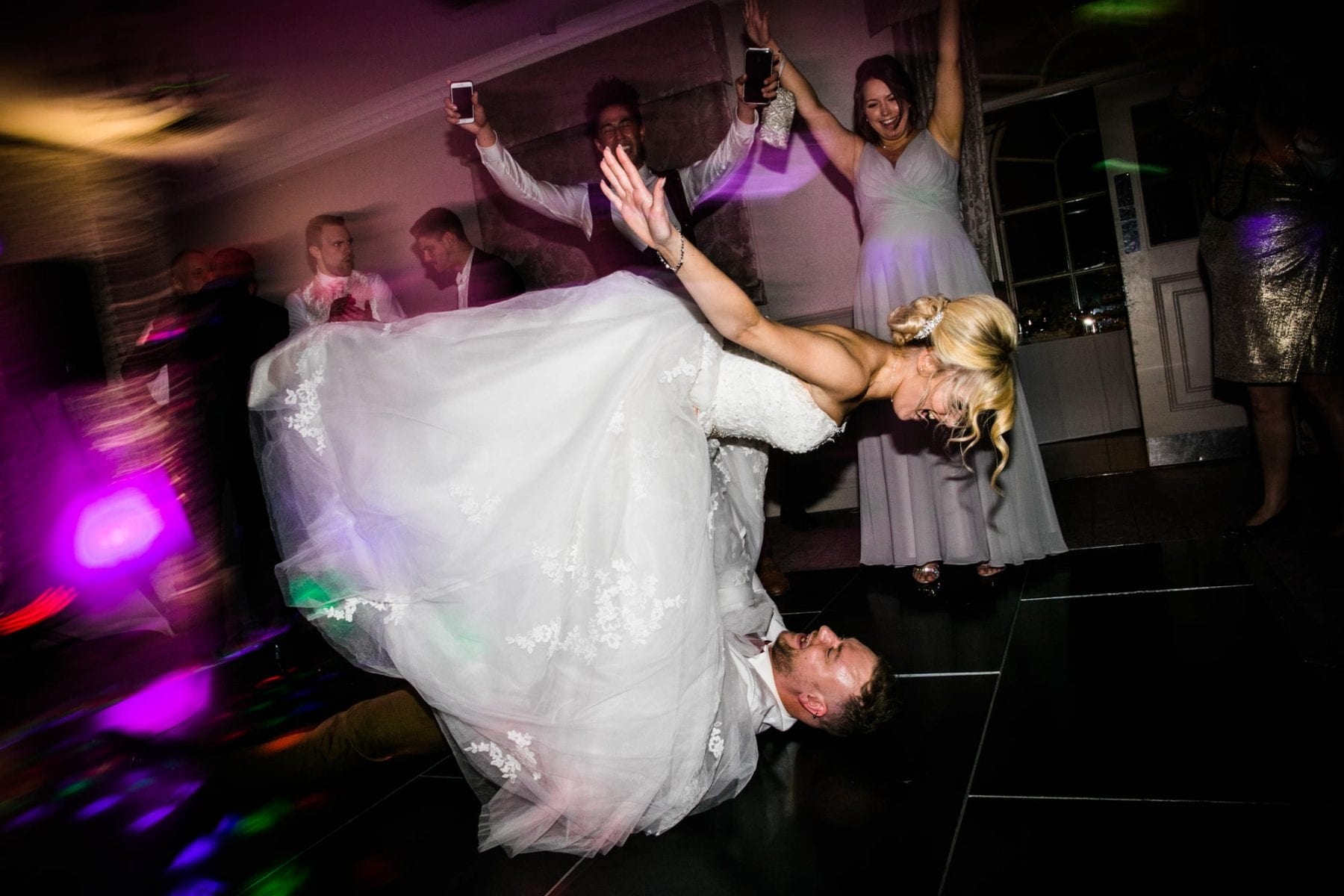 Mottram Hall Cool Wedding Photography