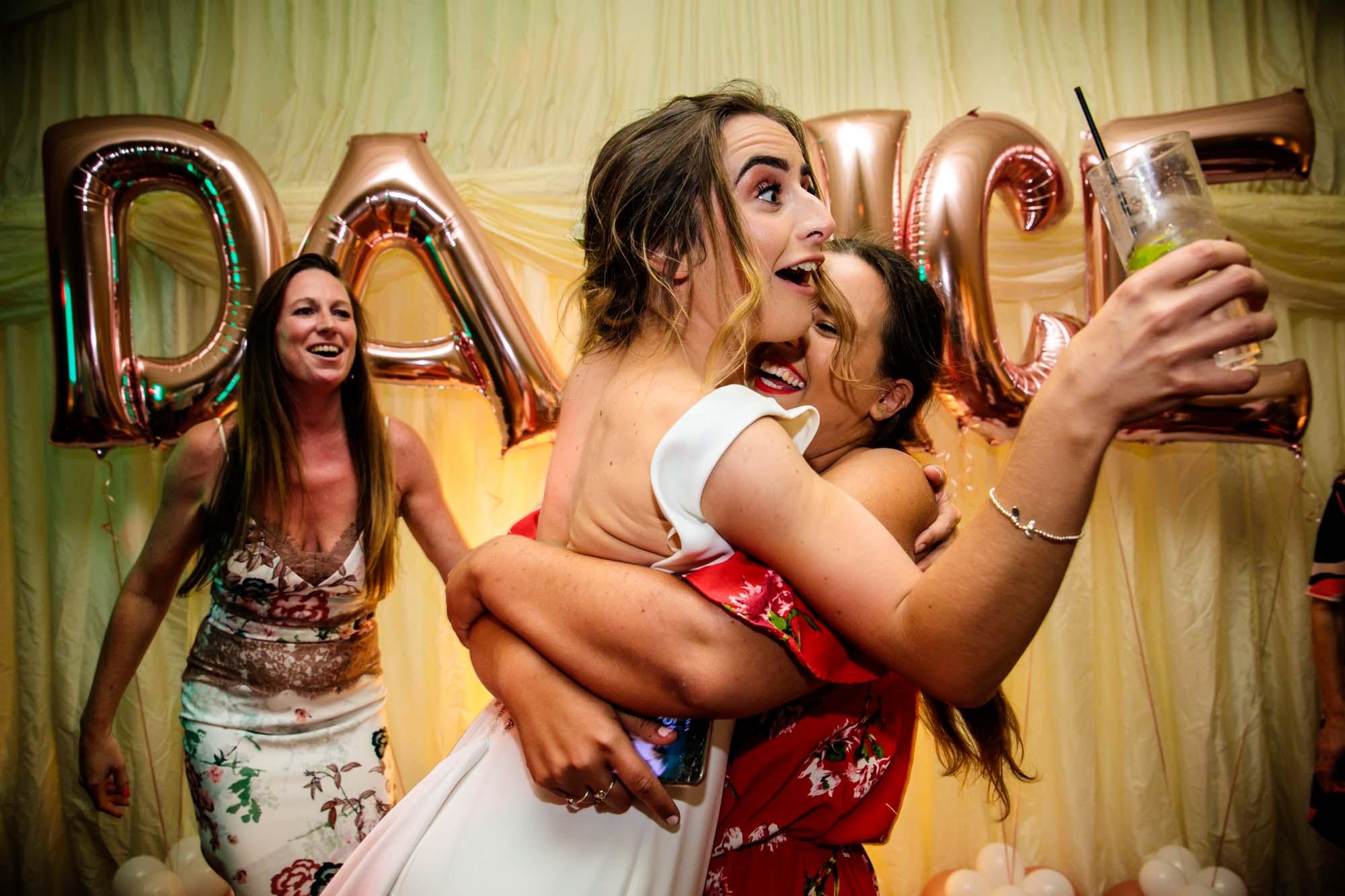 Natural Wedding Photographs Mellor Field