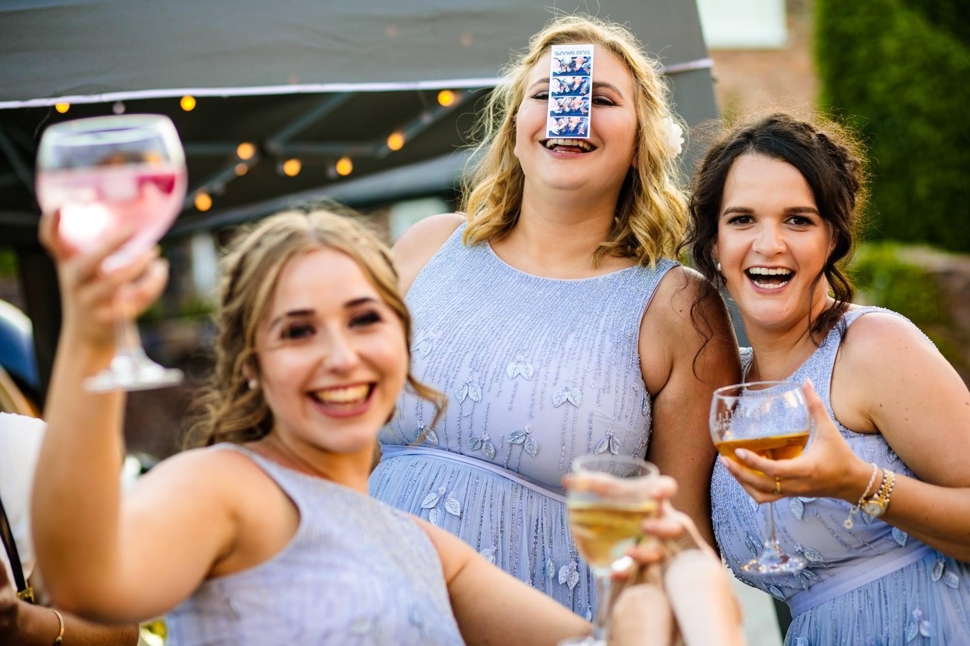 Stock Farm Wedding Barn Fun Photographs