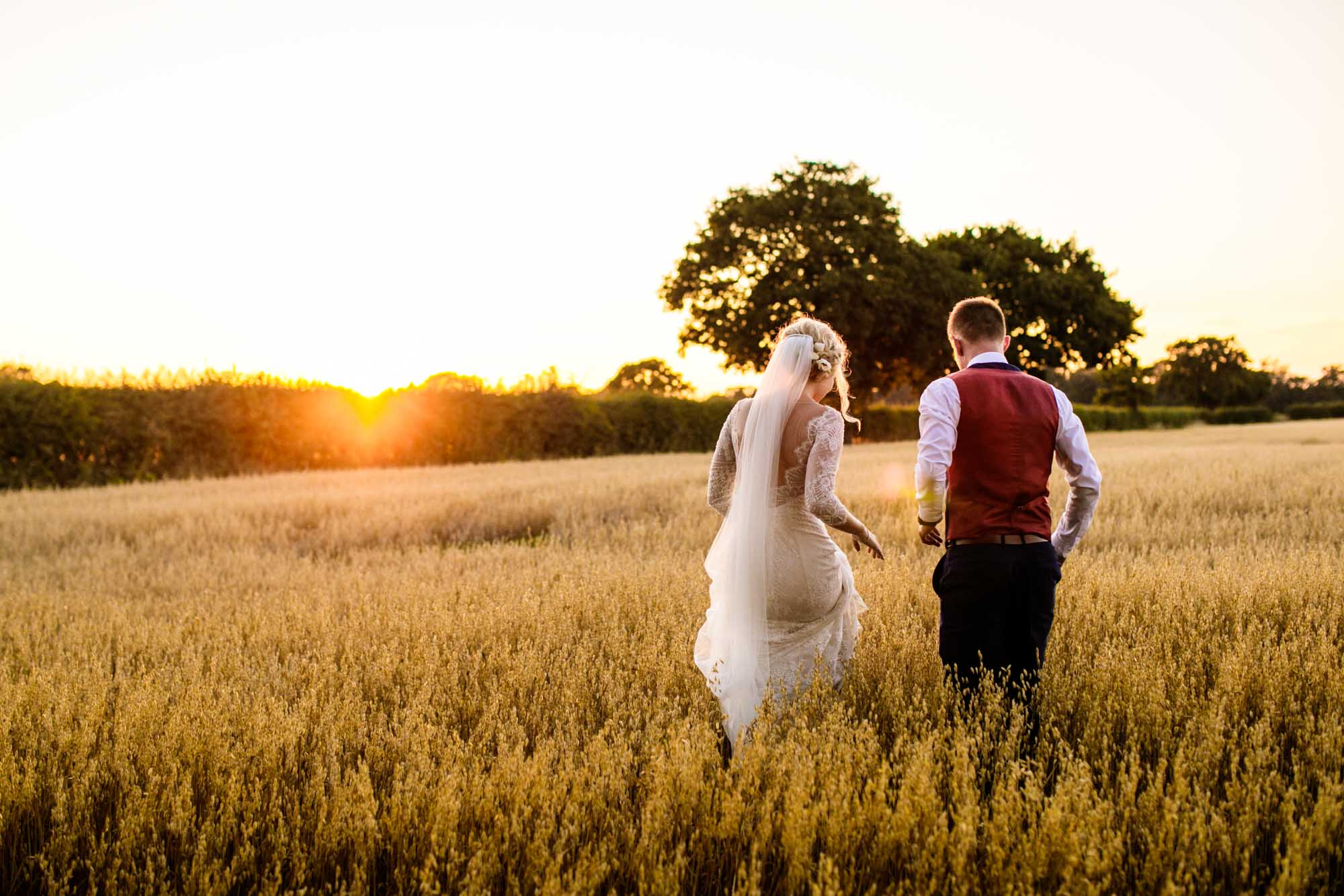 Stock Farm Wedding Barn Photographs