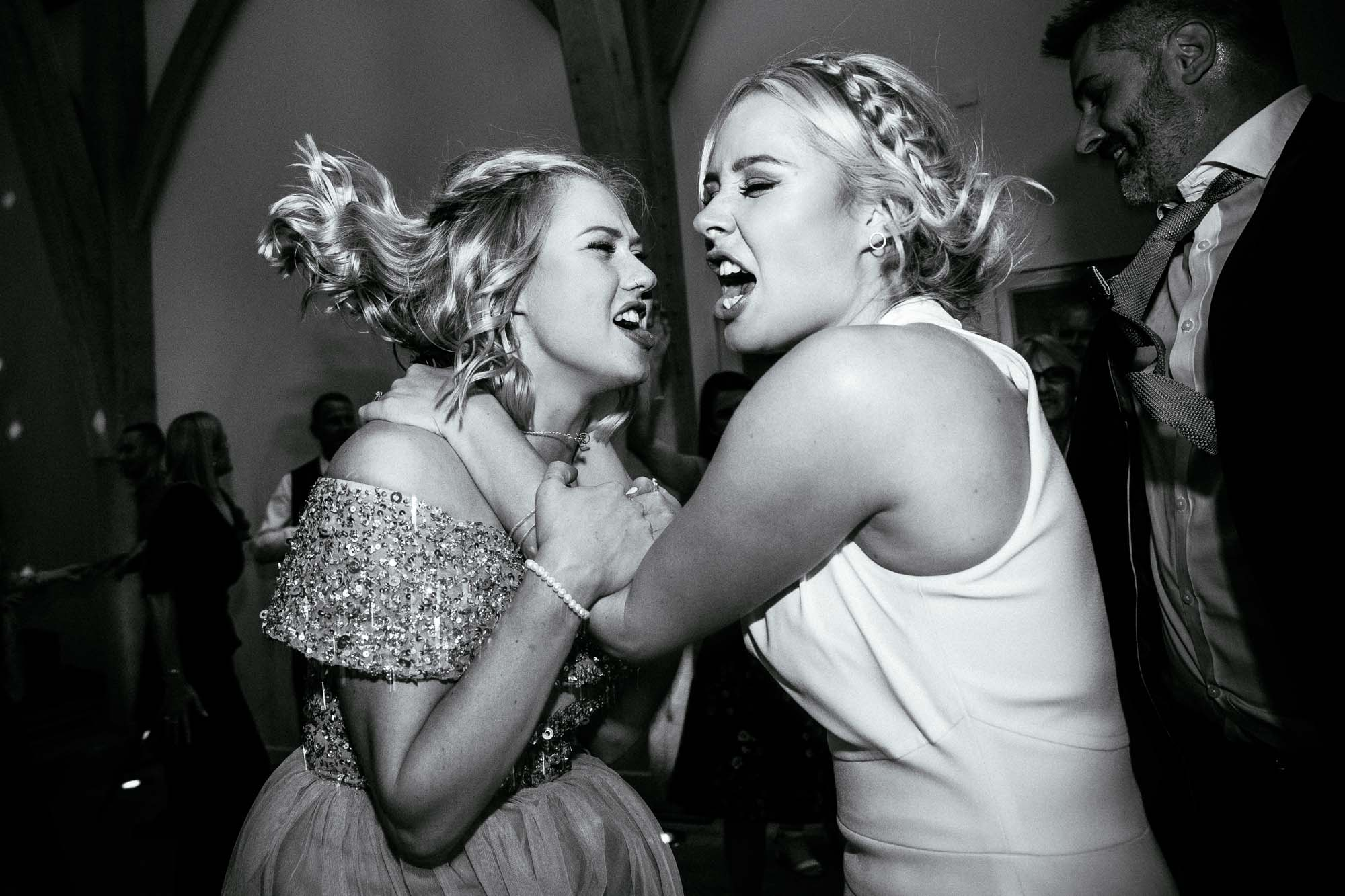 The Mill Barns Fun Wedding Photographs