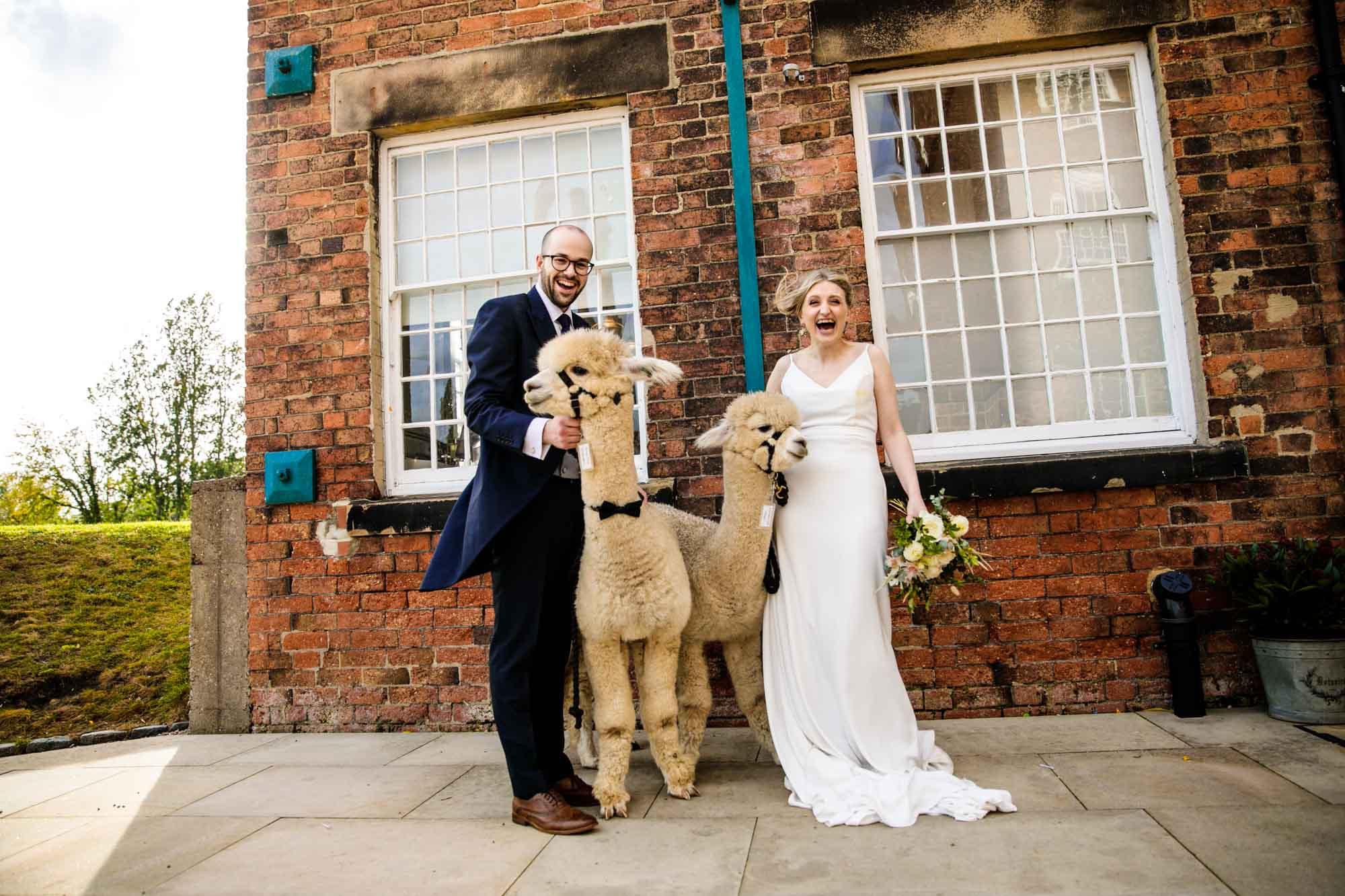 West Mill Wedding Photographs