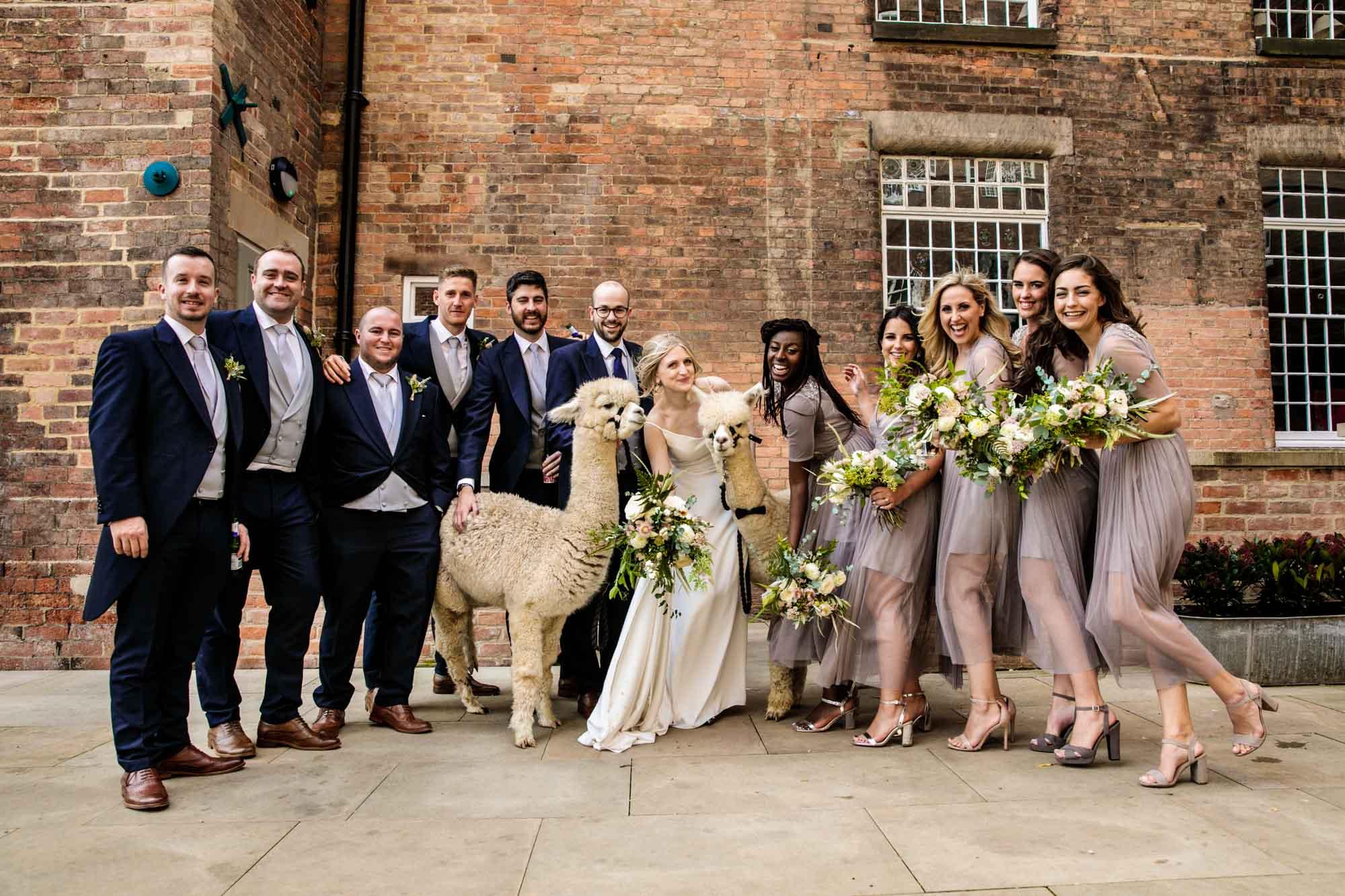 West Mill Wedding Photos