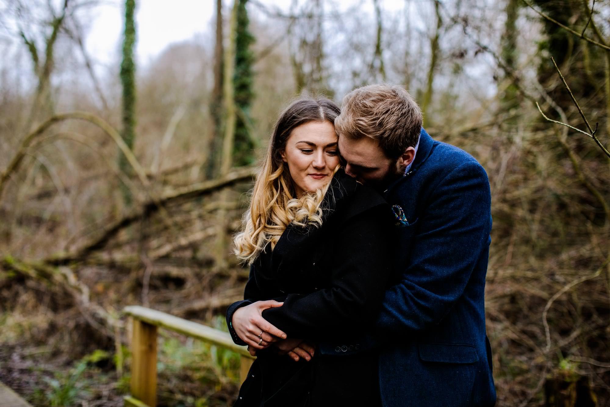 Engagement Photos Fletcher Moss