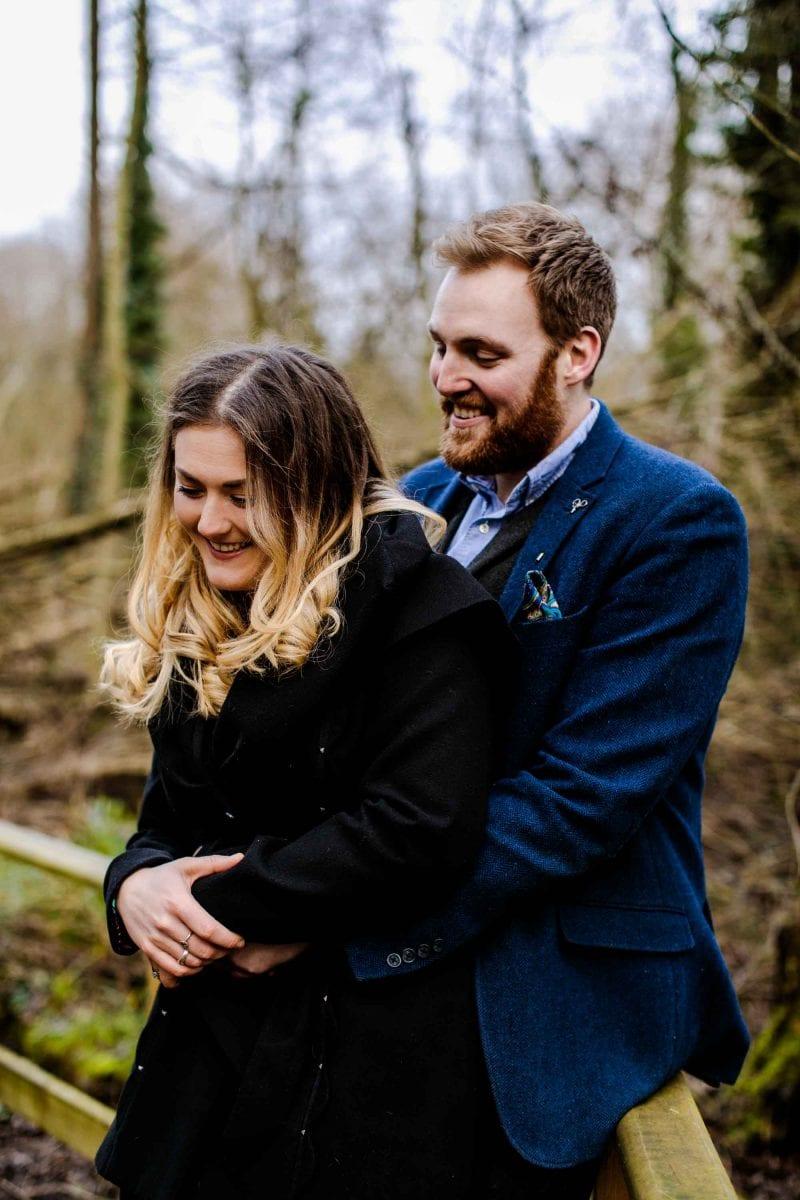 Engagement Photography Fletcher Moss