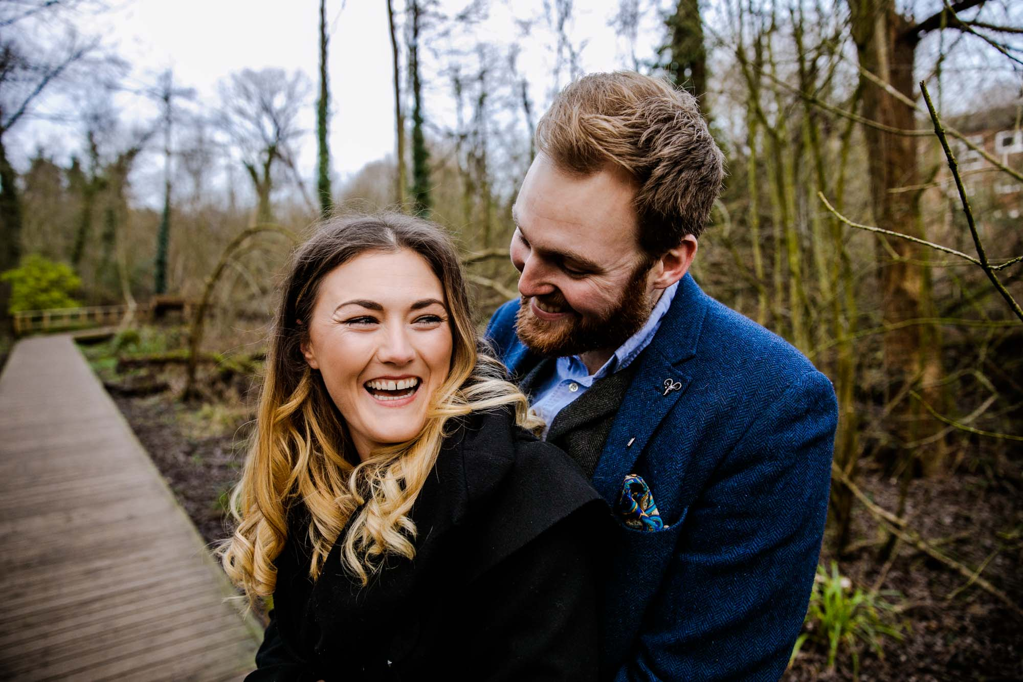 Fletcher Moss Engagement Photos