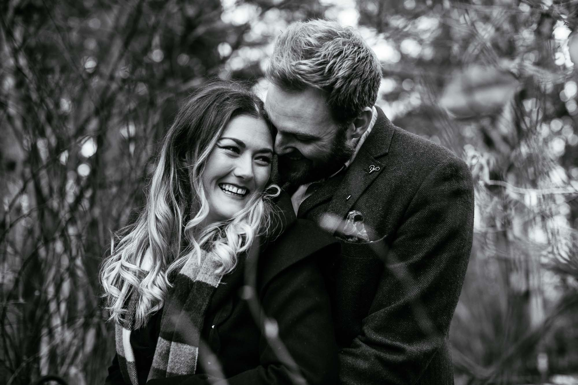 Fletcher Moss Engagement Photography