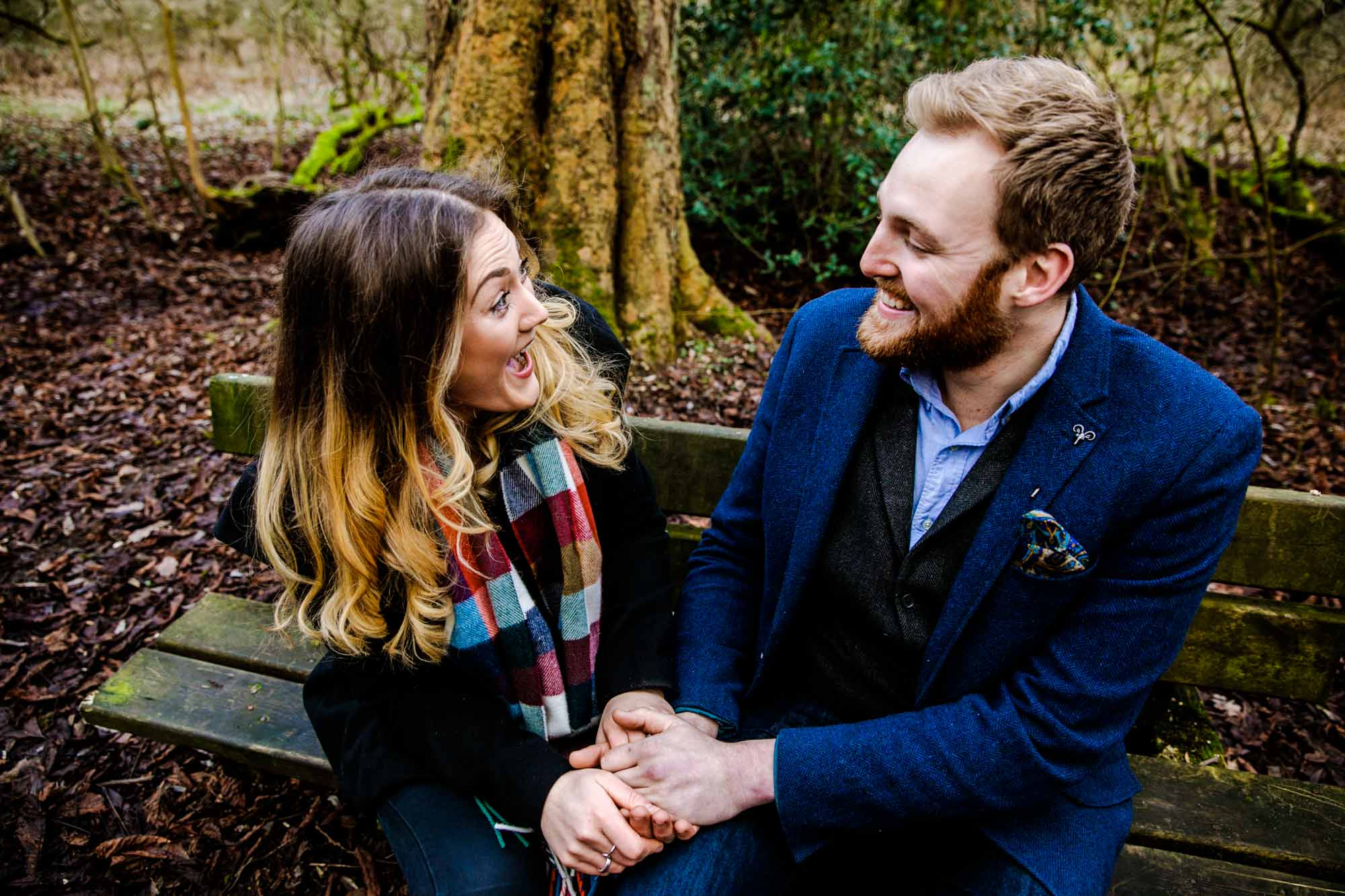 Engagement Shoot Fletcher Moss