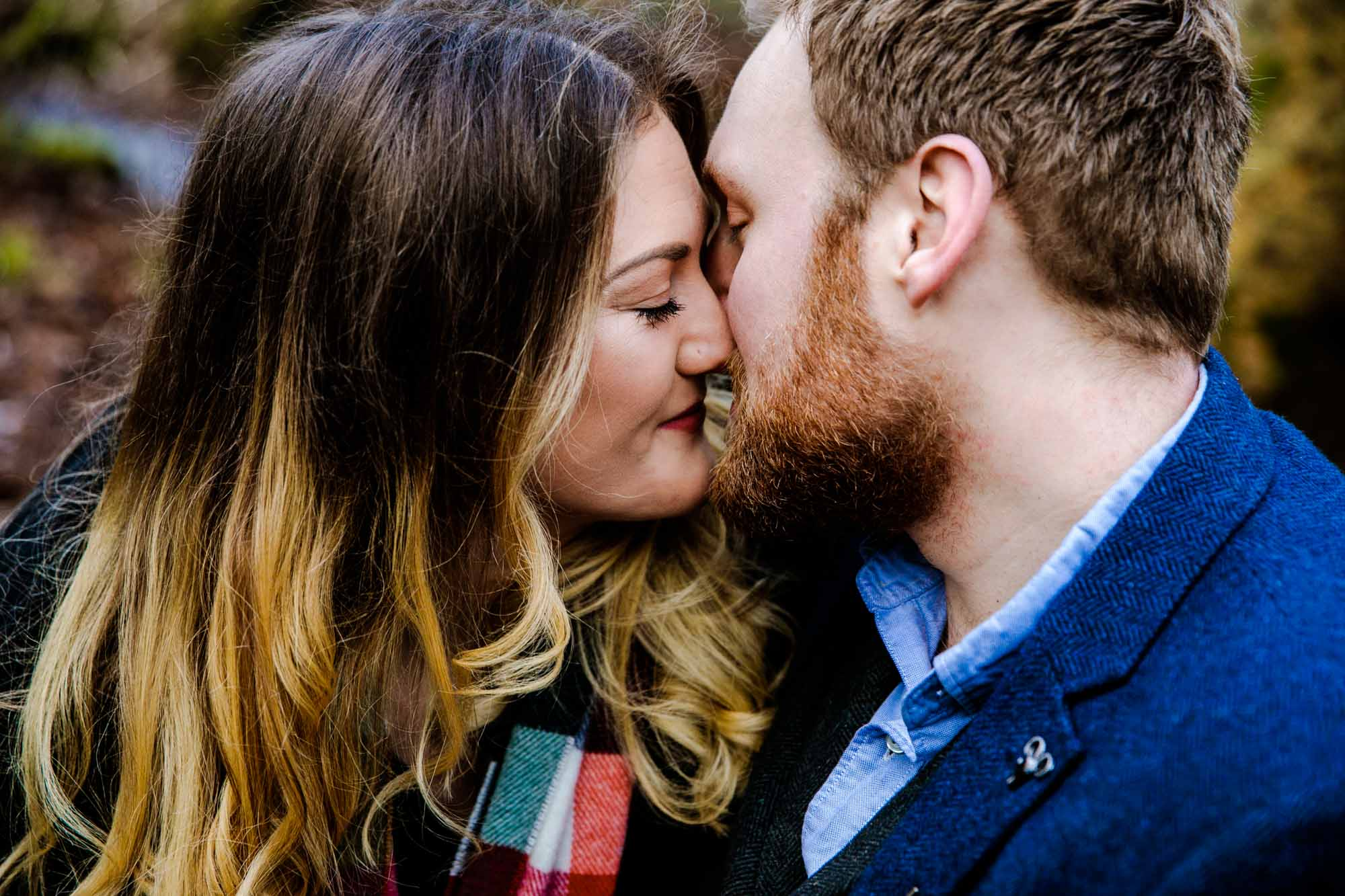 Fletcher Moss Engagement Shoot