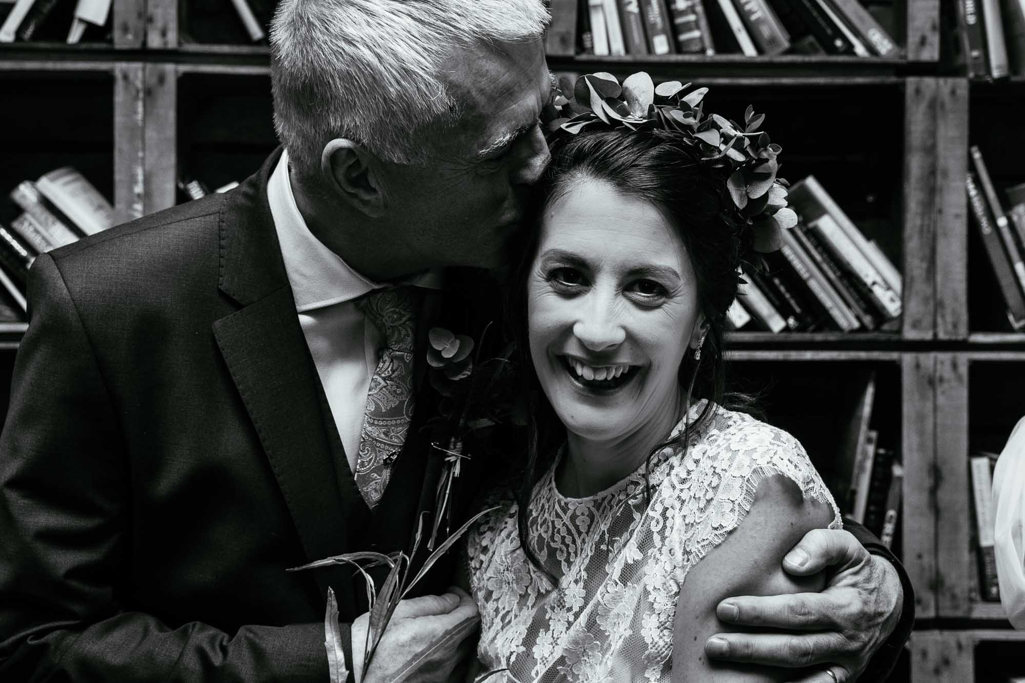 Real Wedding Photography at Victoria Warehouse