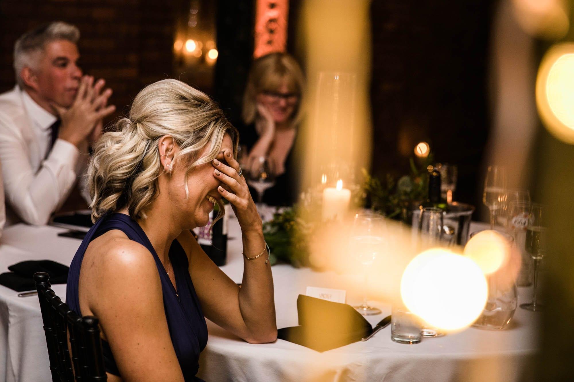 Victoria Warehouse Informal Wedding Photography