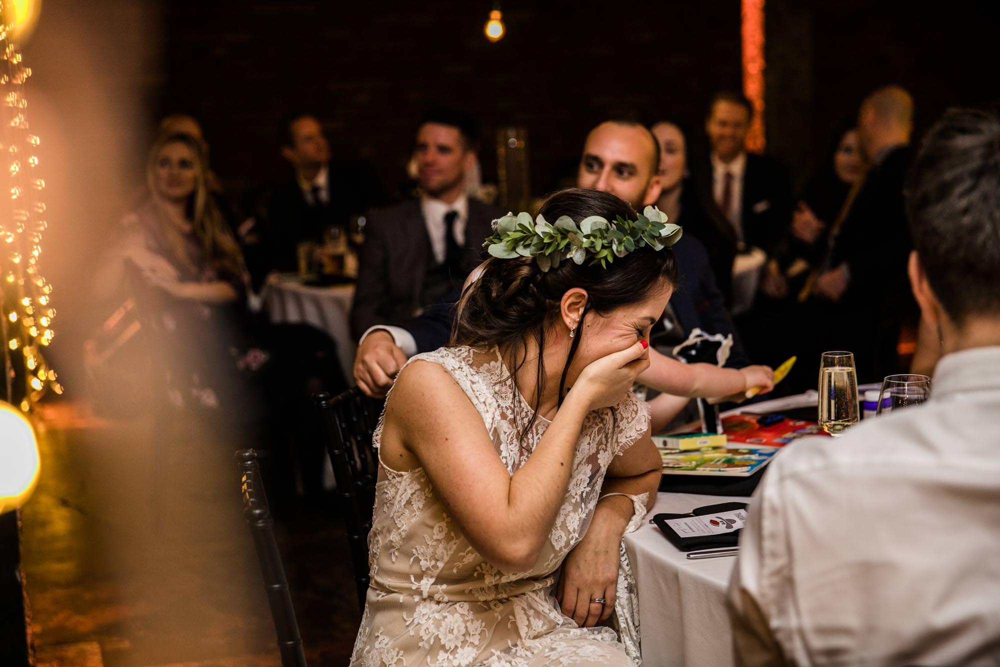 Victoria Warehouse Natural Wedding Photography
