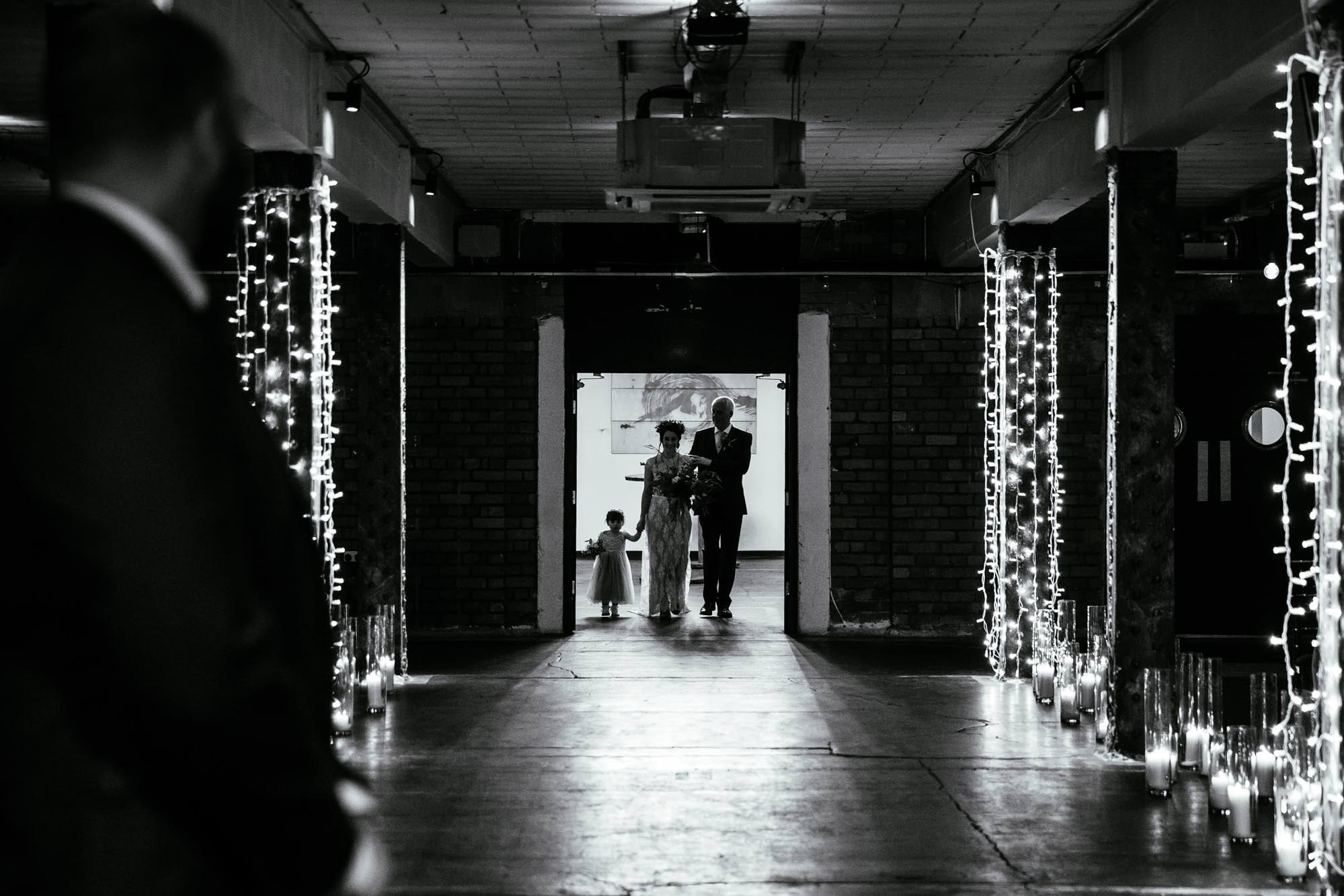 Wedding Photos Victoria Warehouse