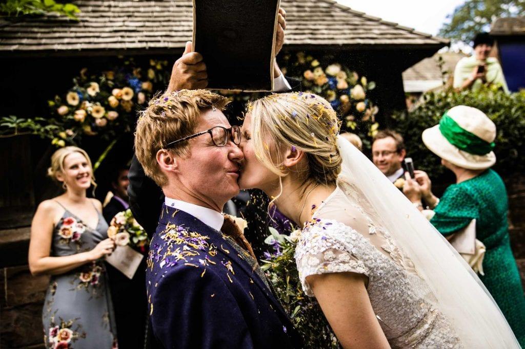 DIY Wedding in Cheshire