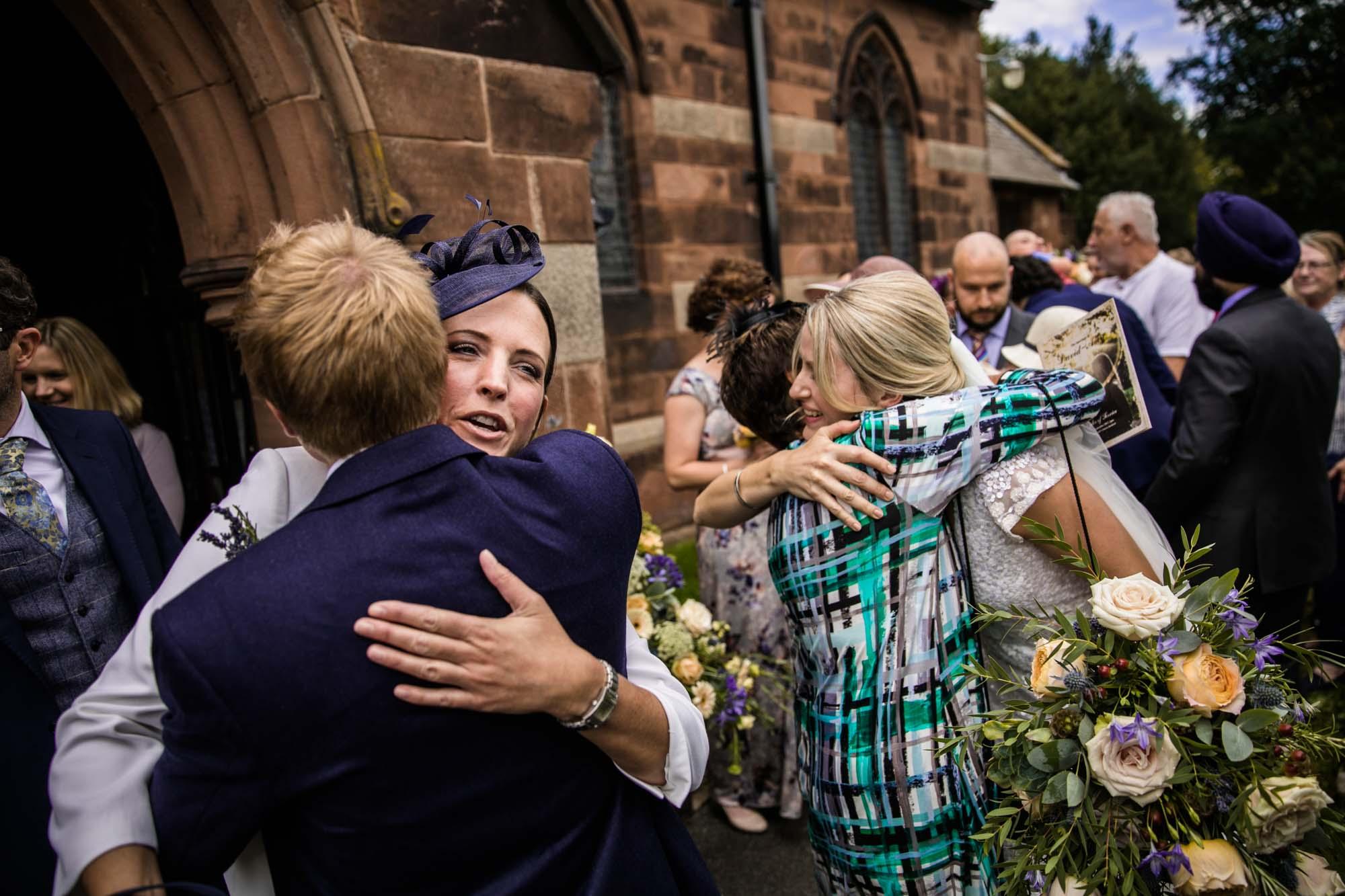 Documentary Wedding Photographs Cheshire