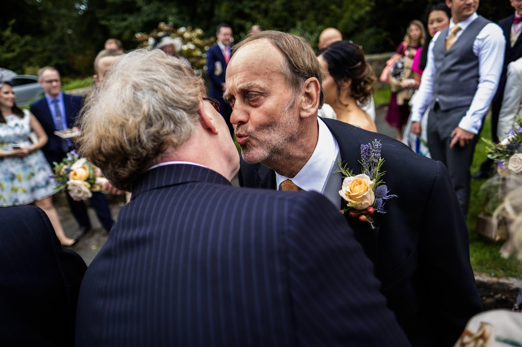 Documentary Wedding Photos Cheshire