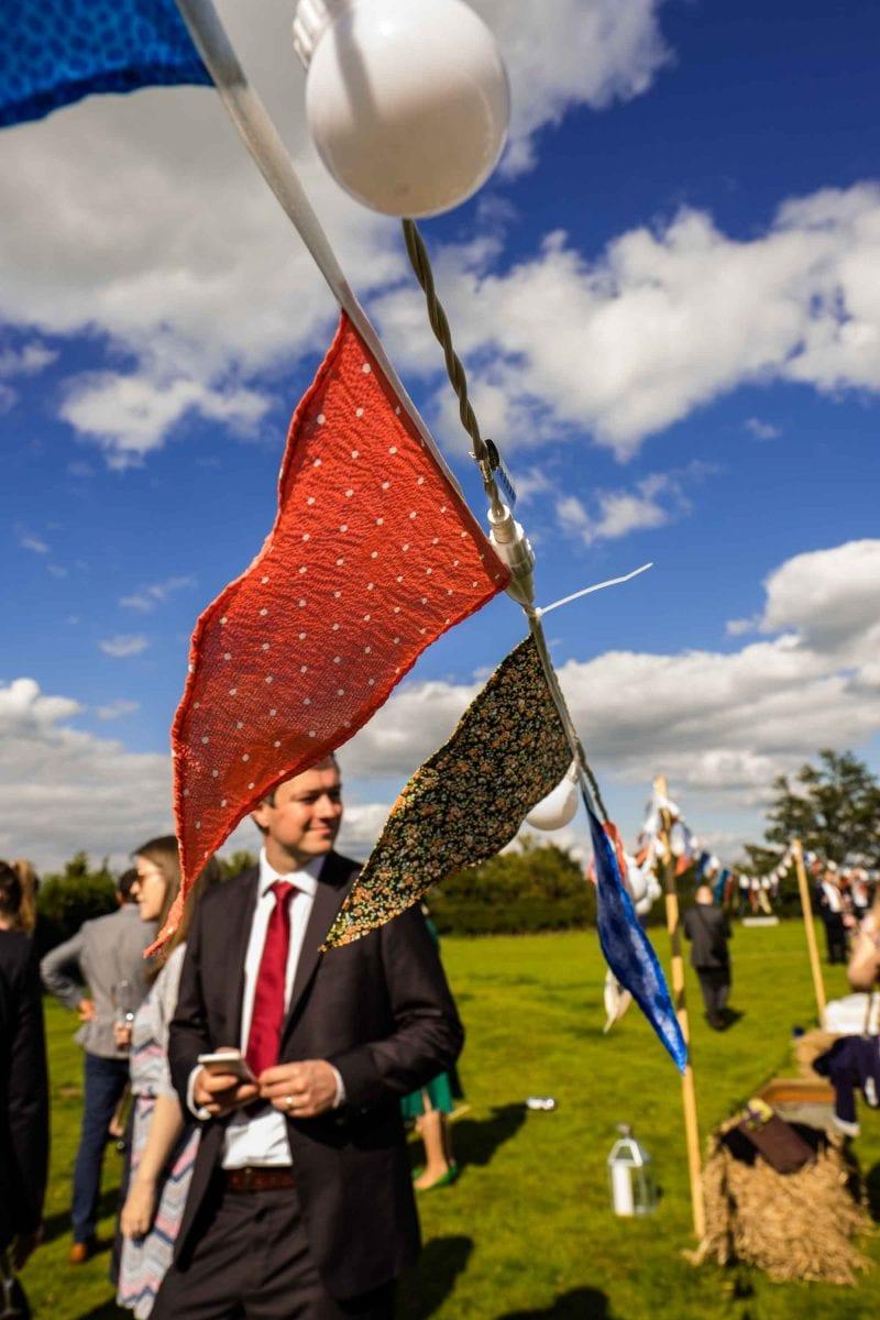 Festival Wedding Cheshire