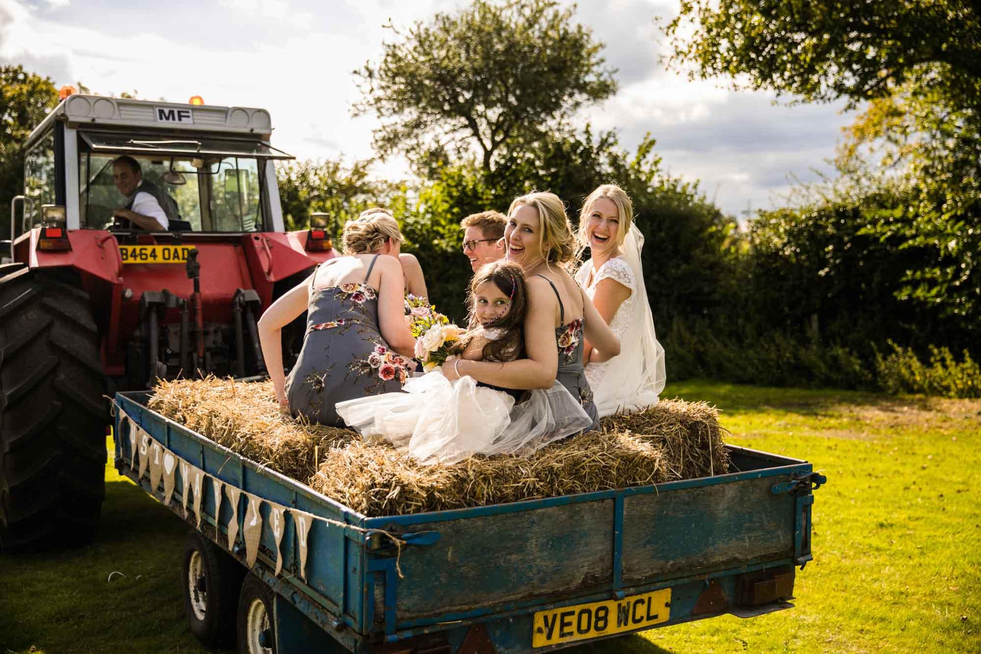 Festival Wedding Photographs