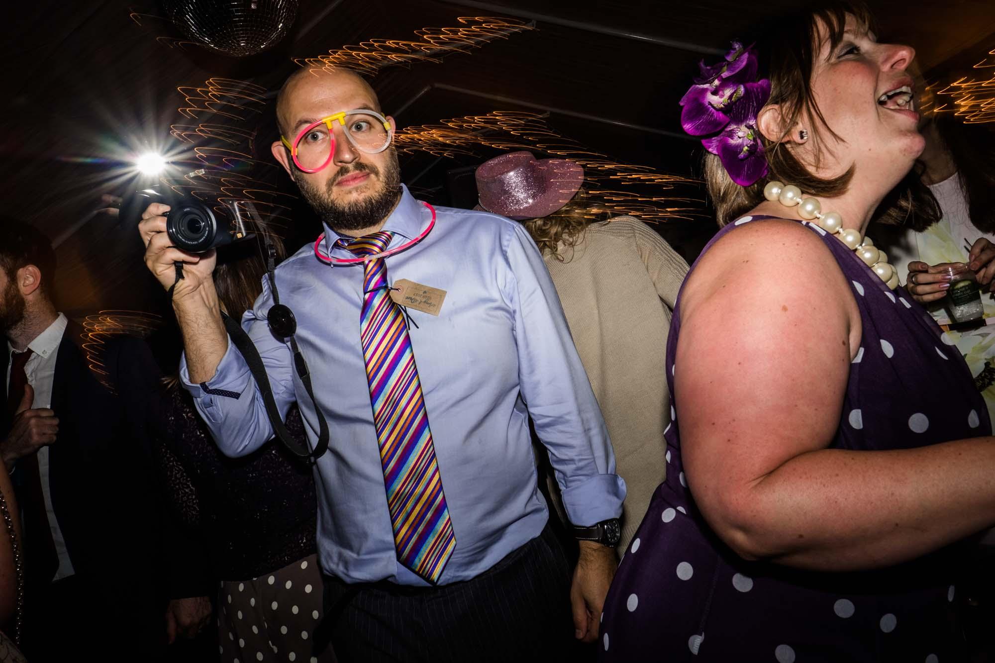 Fun Wedding Photographs Cheshire