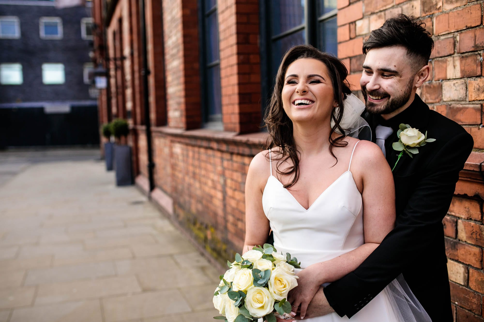 Fun Wedding Photography Manchester