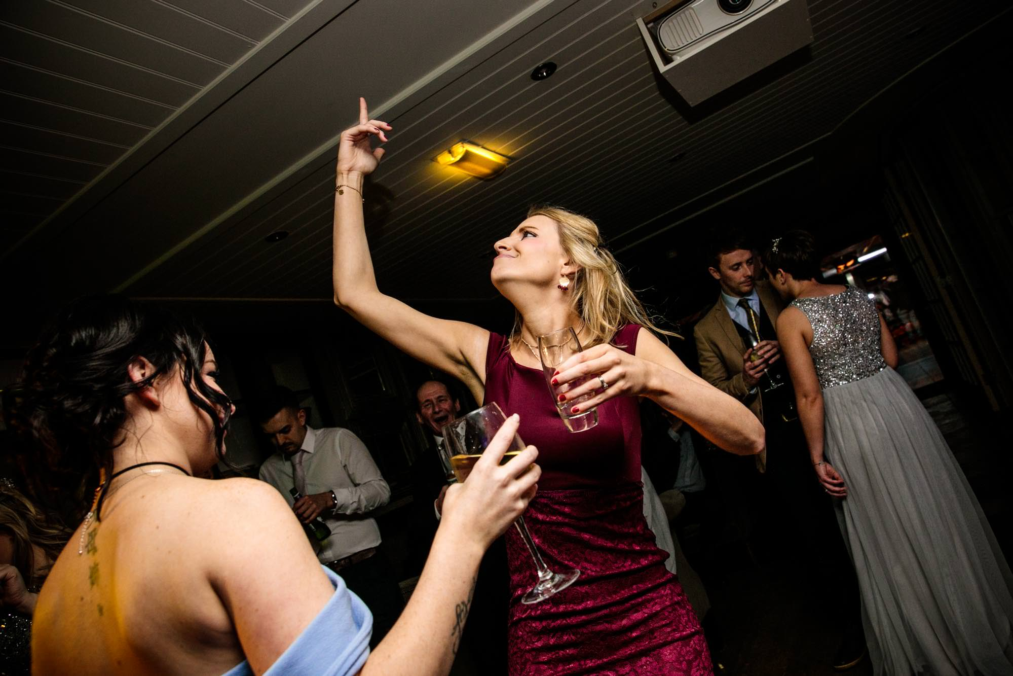 Great John Street Hotel Fun Wedding Photographs