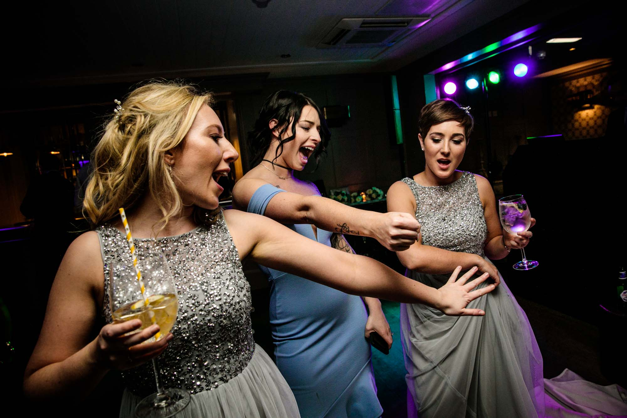 Great John Street Hotel Fun Wedding Photos
