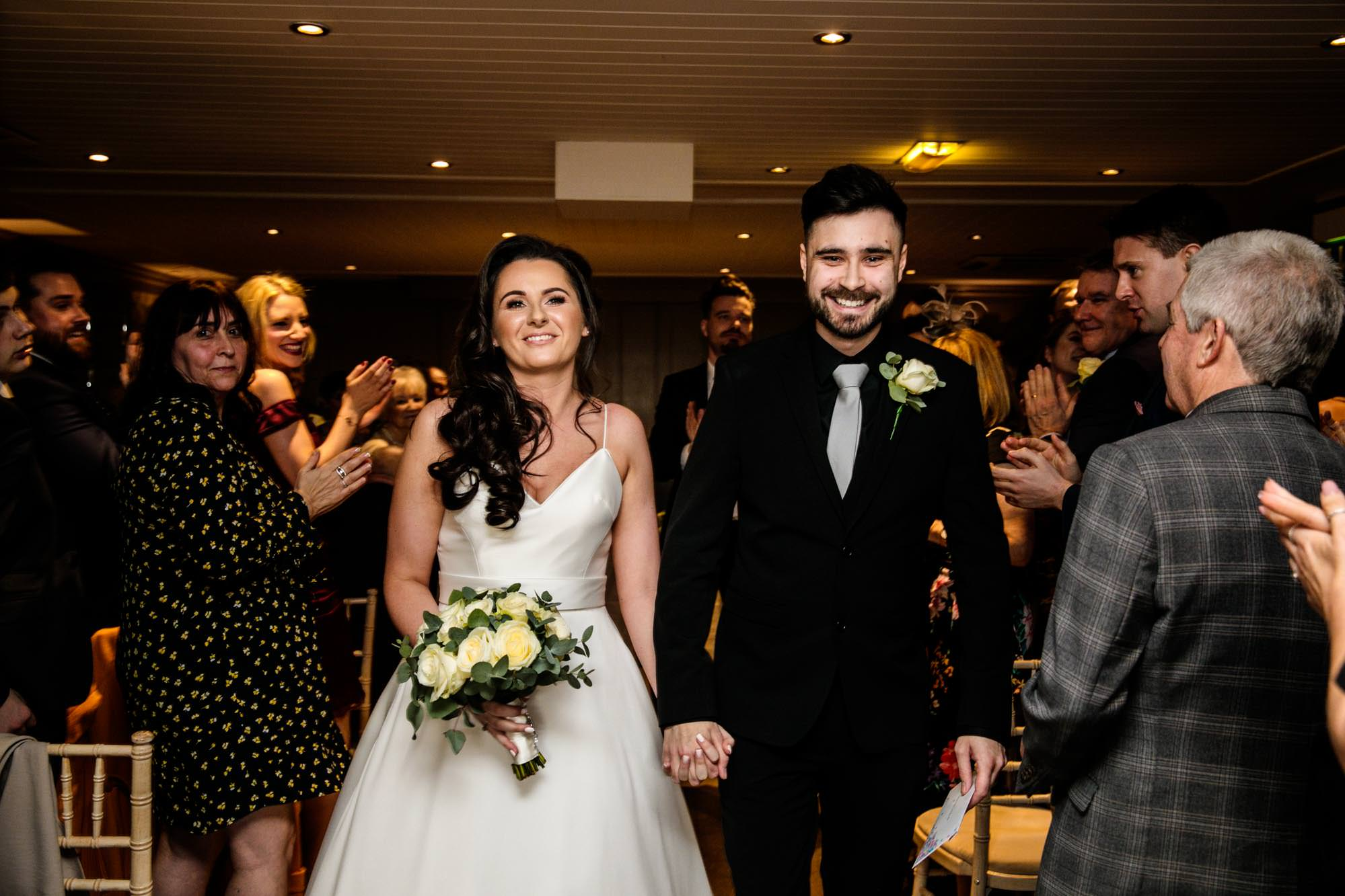Great John Street Hotel Natural Wedding Photographer
