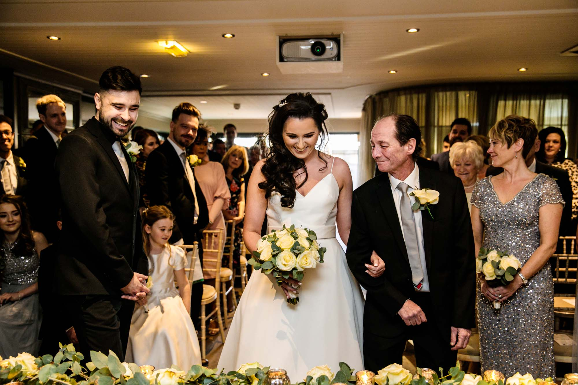 Great John Street Hotel Natural Wedding Photographs