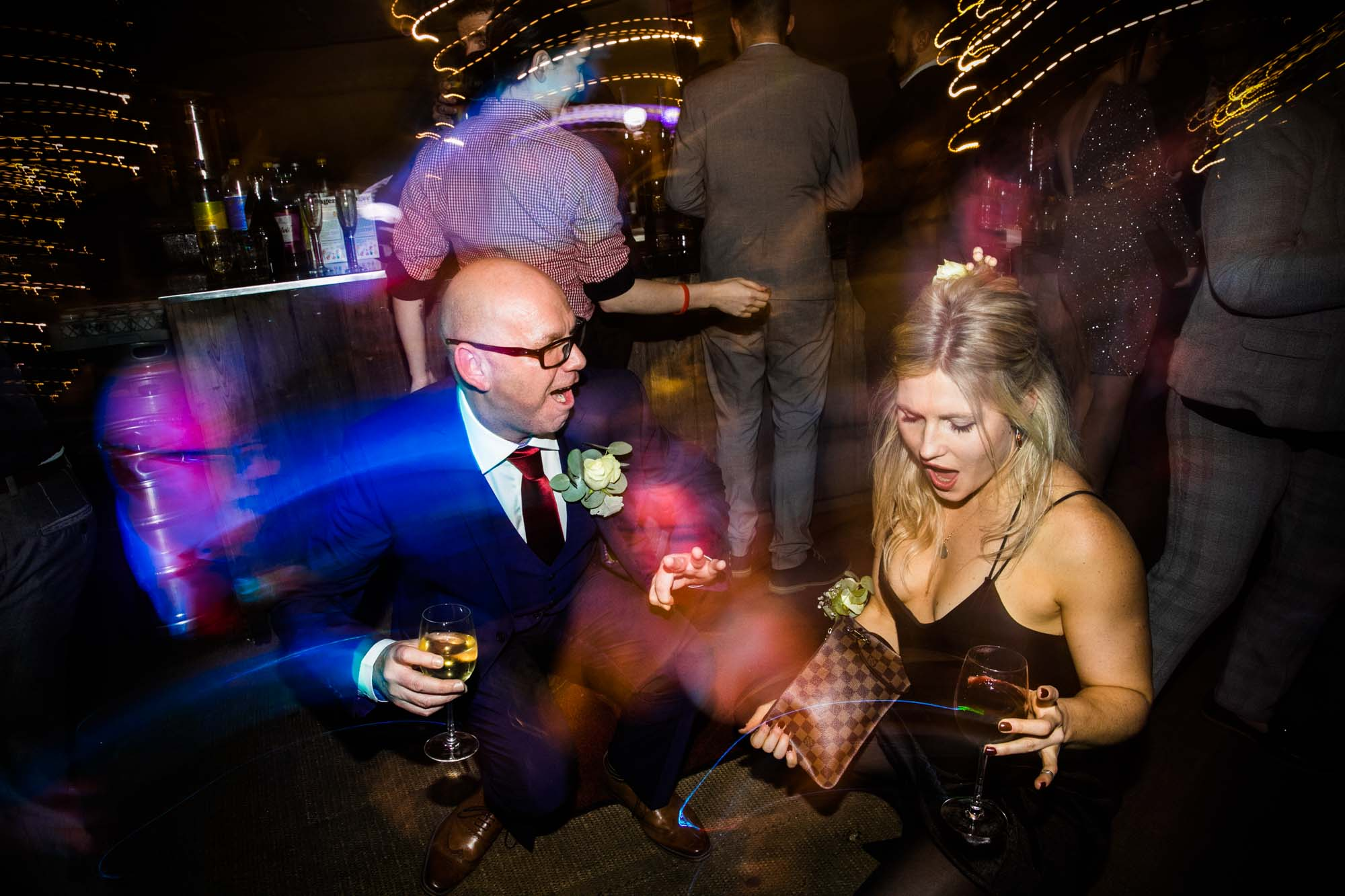 Manchester Fun Wedding Photographs